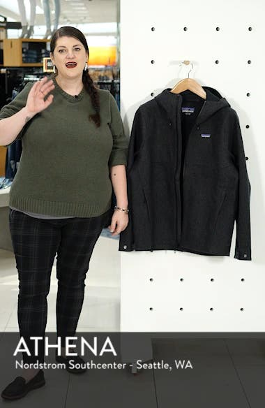 Woolyester Hooded Jacket, sales video thumbnail