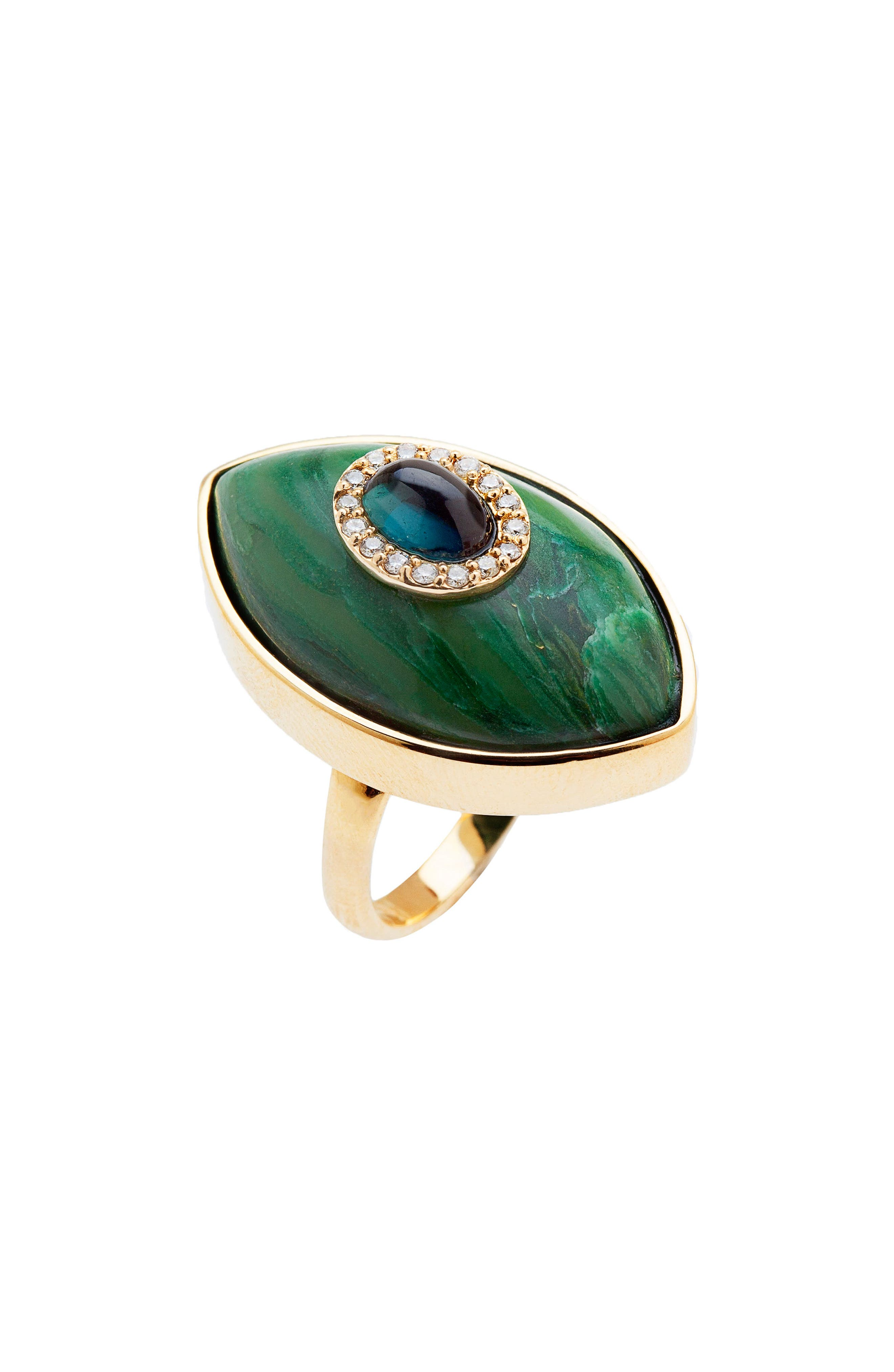 Iris Ring,                         Main,                         color, YELLOW GOLD