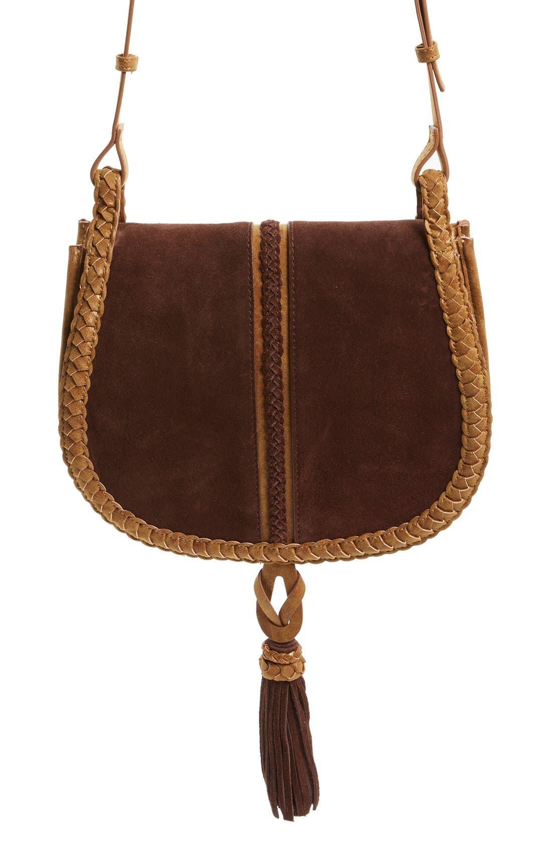 'Jtreviso' Saddle Bag,                             Alternate thumbnail 6, color,                             250