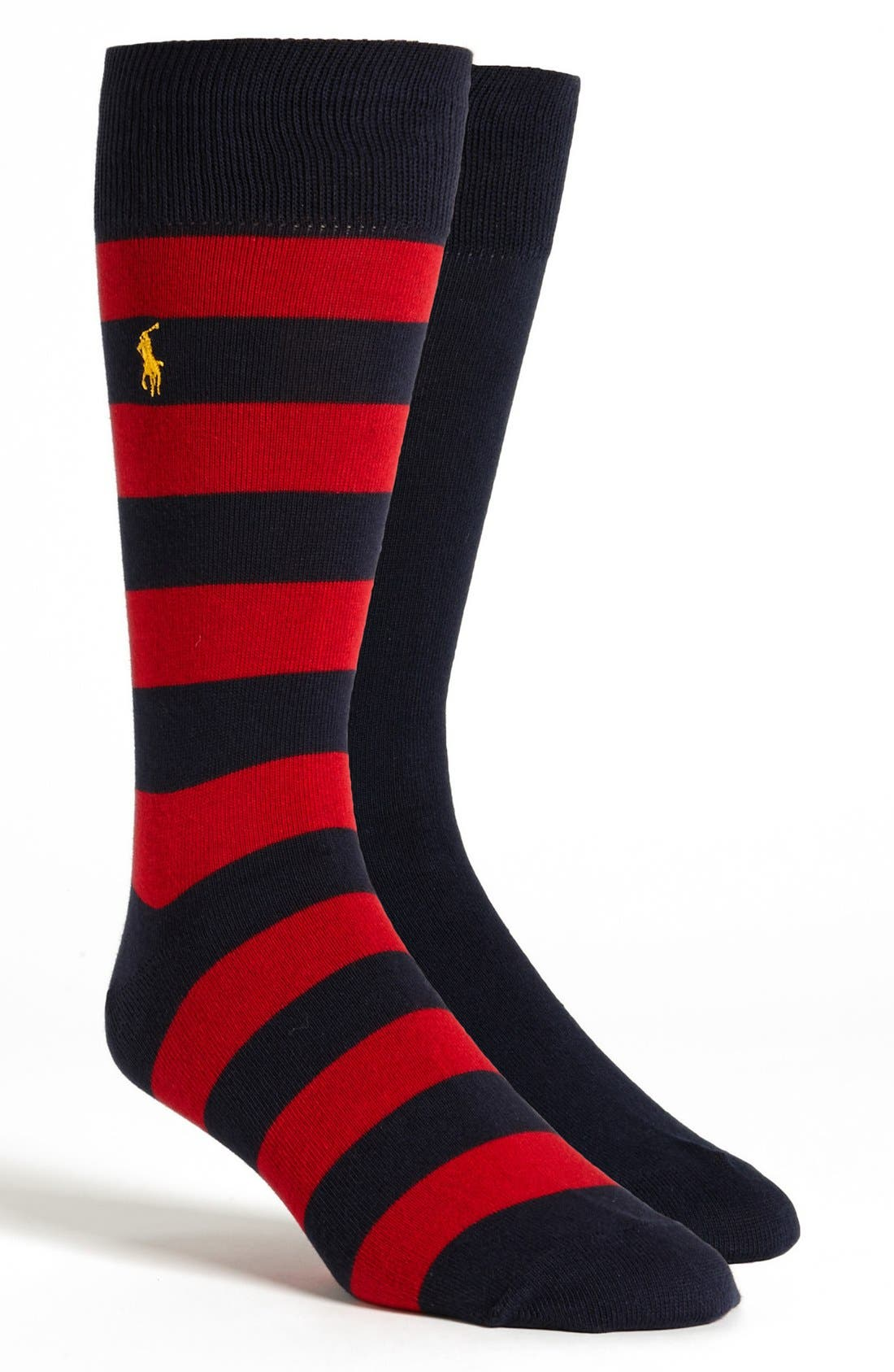 Cotton Blend Socks,                             Main thumbnail 19, color,