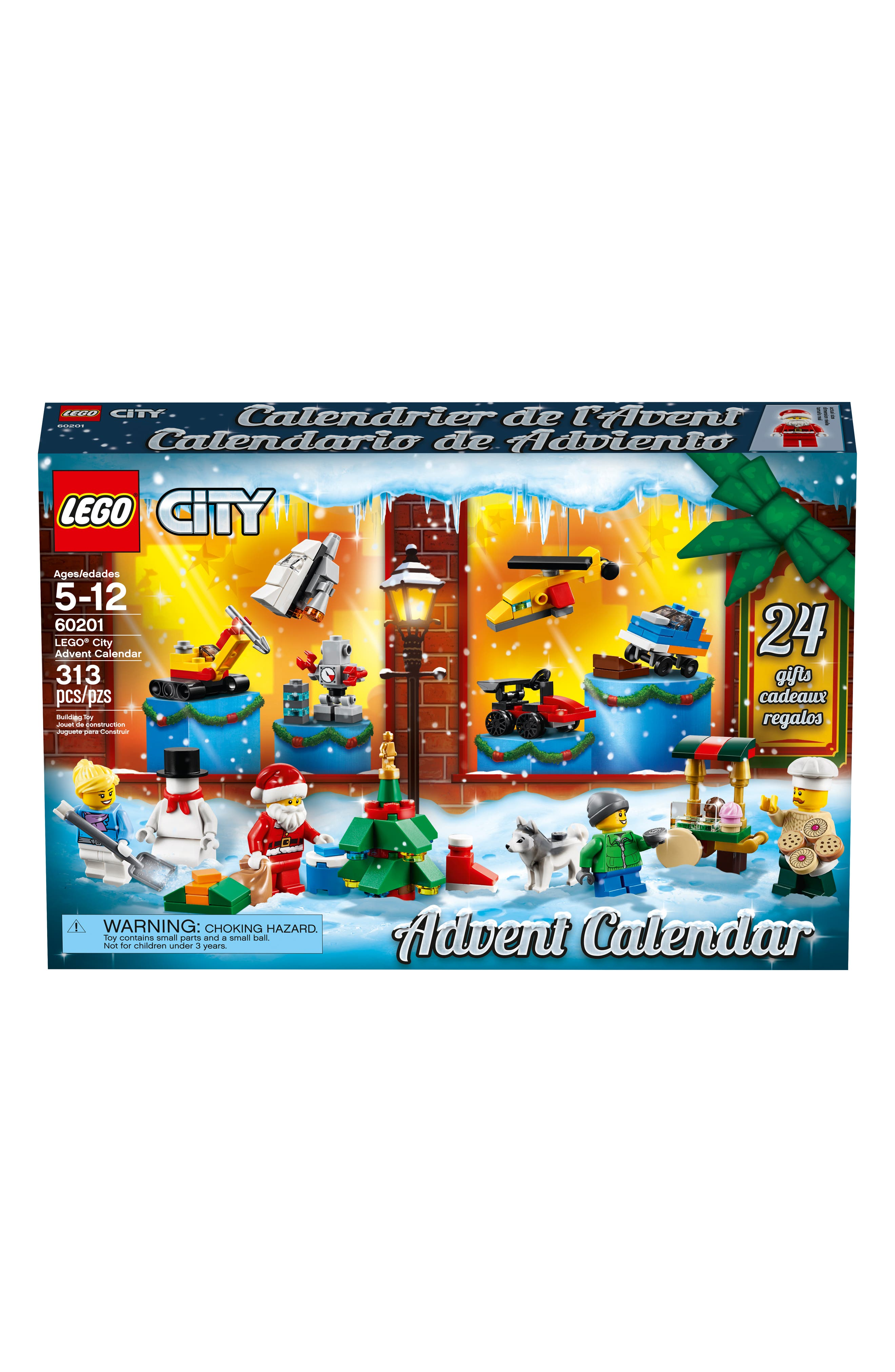 City Advent Calendar - 38602,                             Alternate thumbnail 2, color,                             MULTI