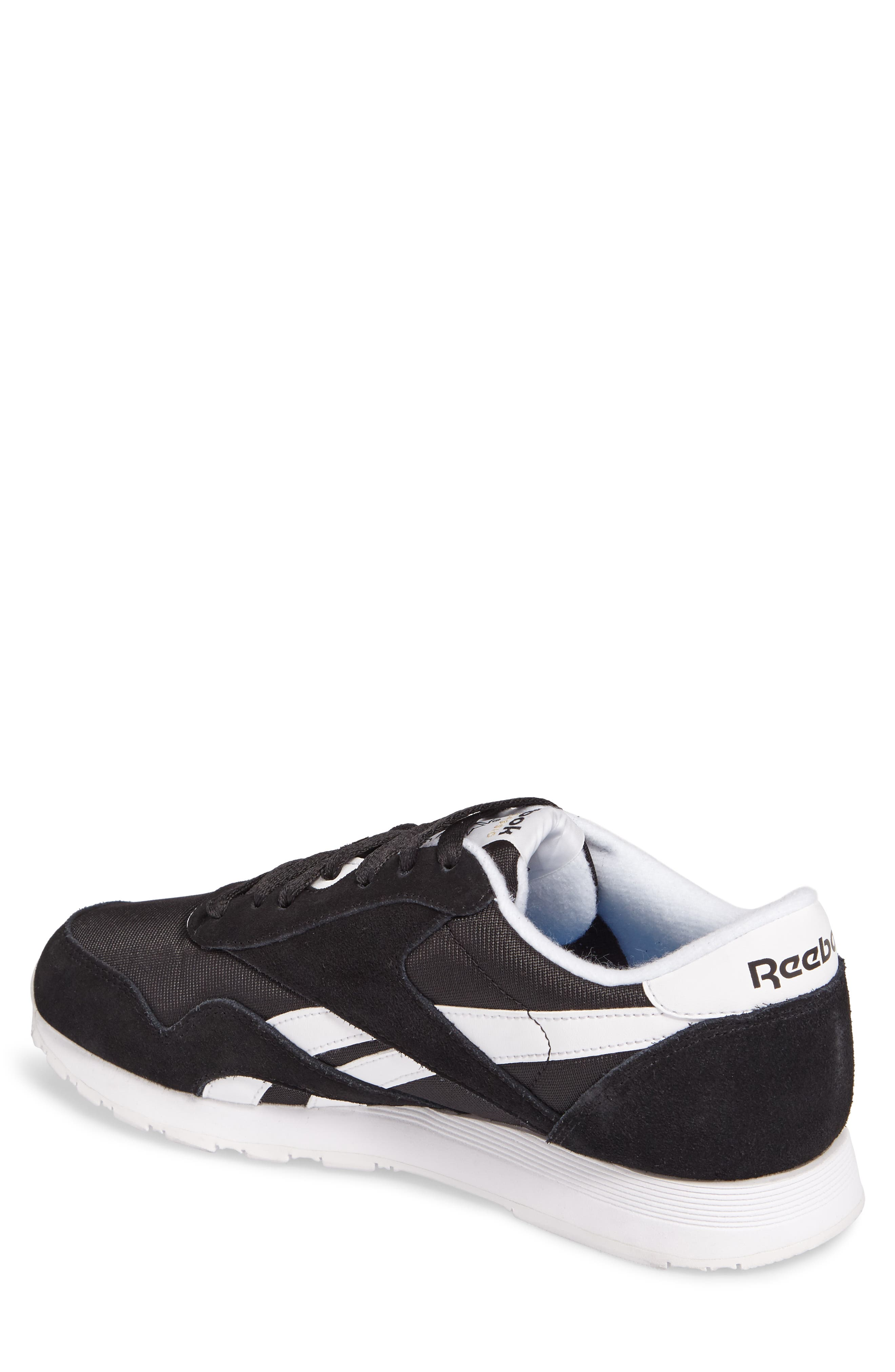 Classic Nylon Sneaker,                             Alternate thumbnail 2, color,                             001