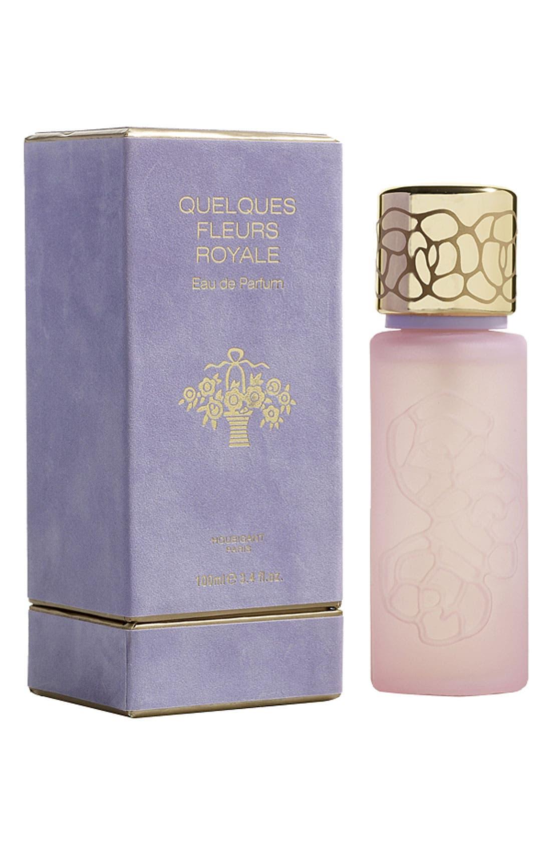 Houbigant Paris Quelques Fleurs 'Royale' Eau de Parfum,                             Alternate thumbnail 2, color,                             000