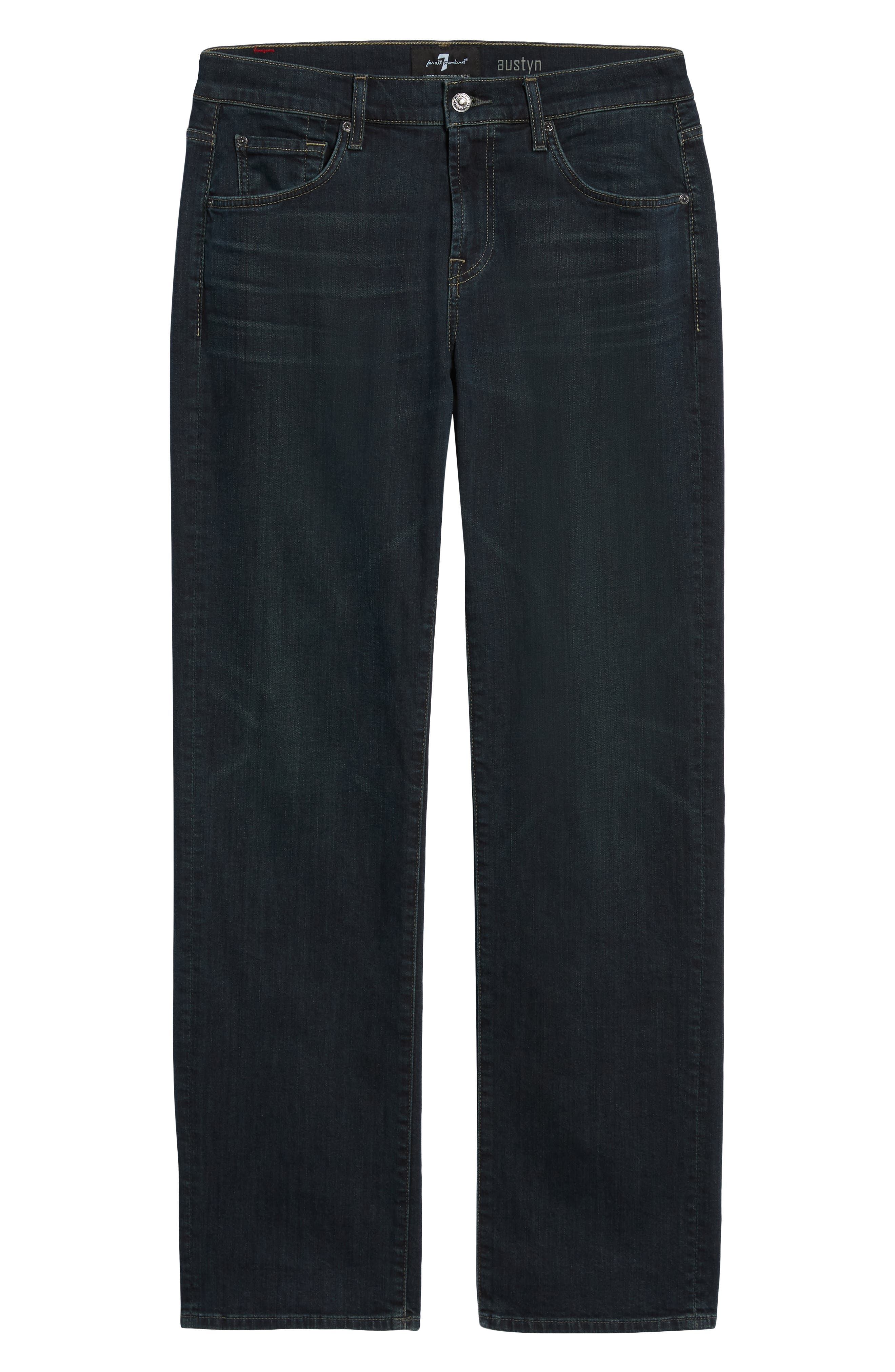Austyn Relaxed Fit Jeans,                             Alternate thumbnail 6, color,                             CONTRA