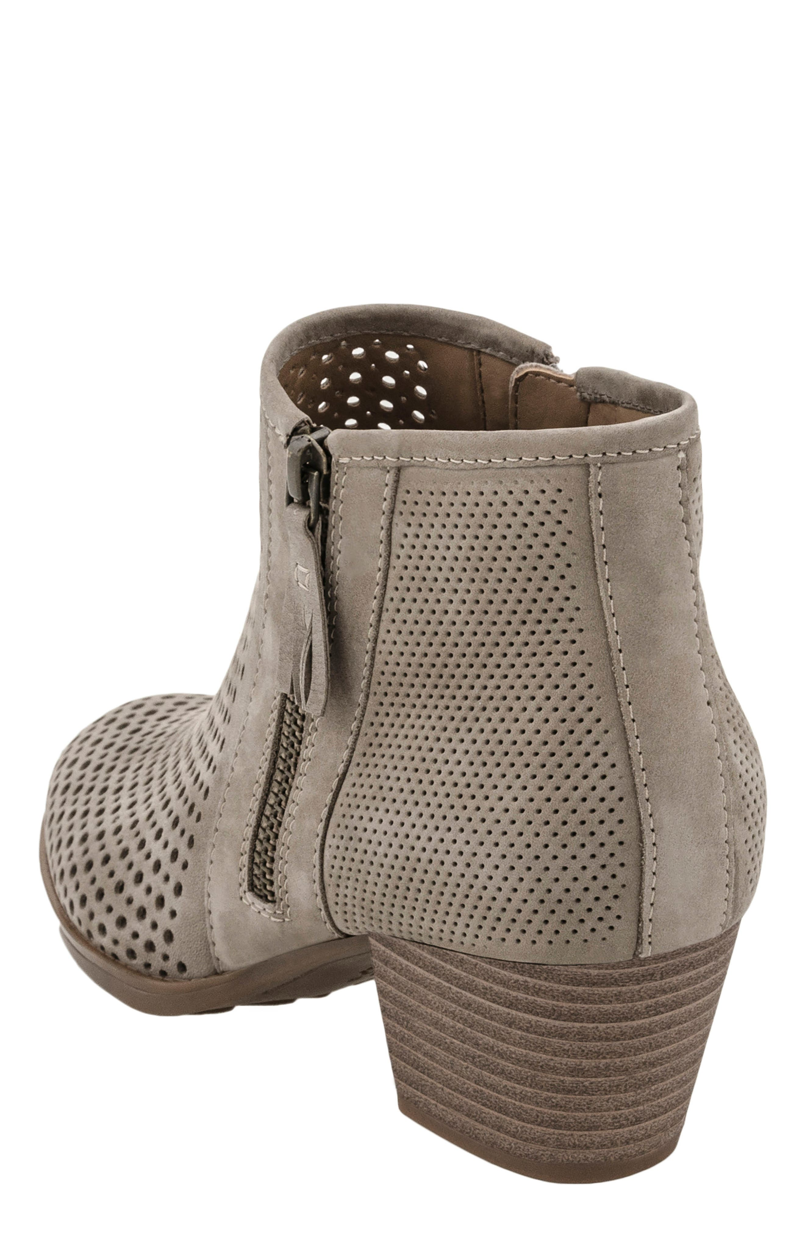 Pineberry Bootie,                             Alternate thumbnail 6, color,