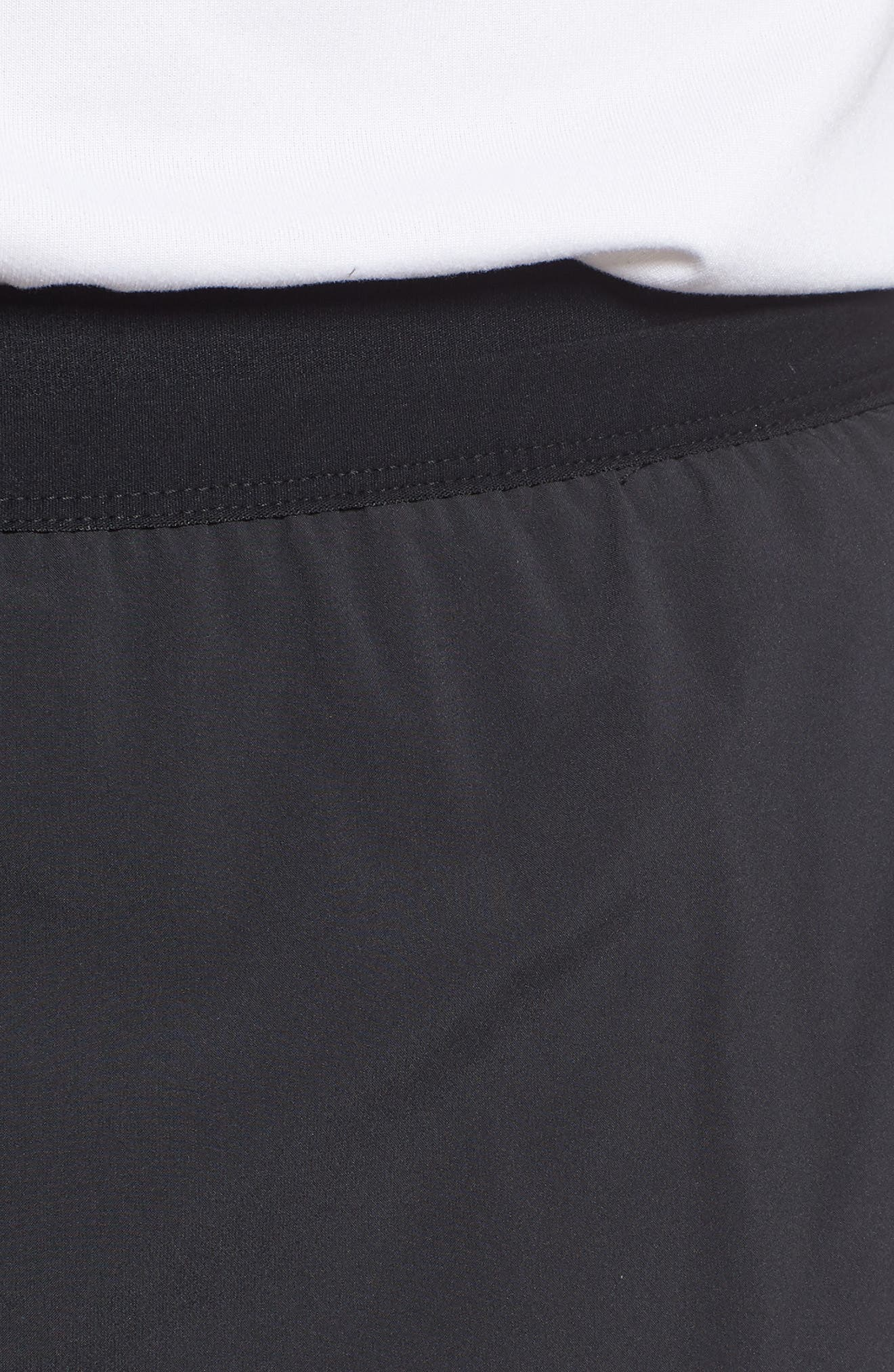 Flex Flash Distance Shorts,                             Alternate thumbnail 4, color,                             010