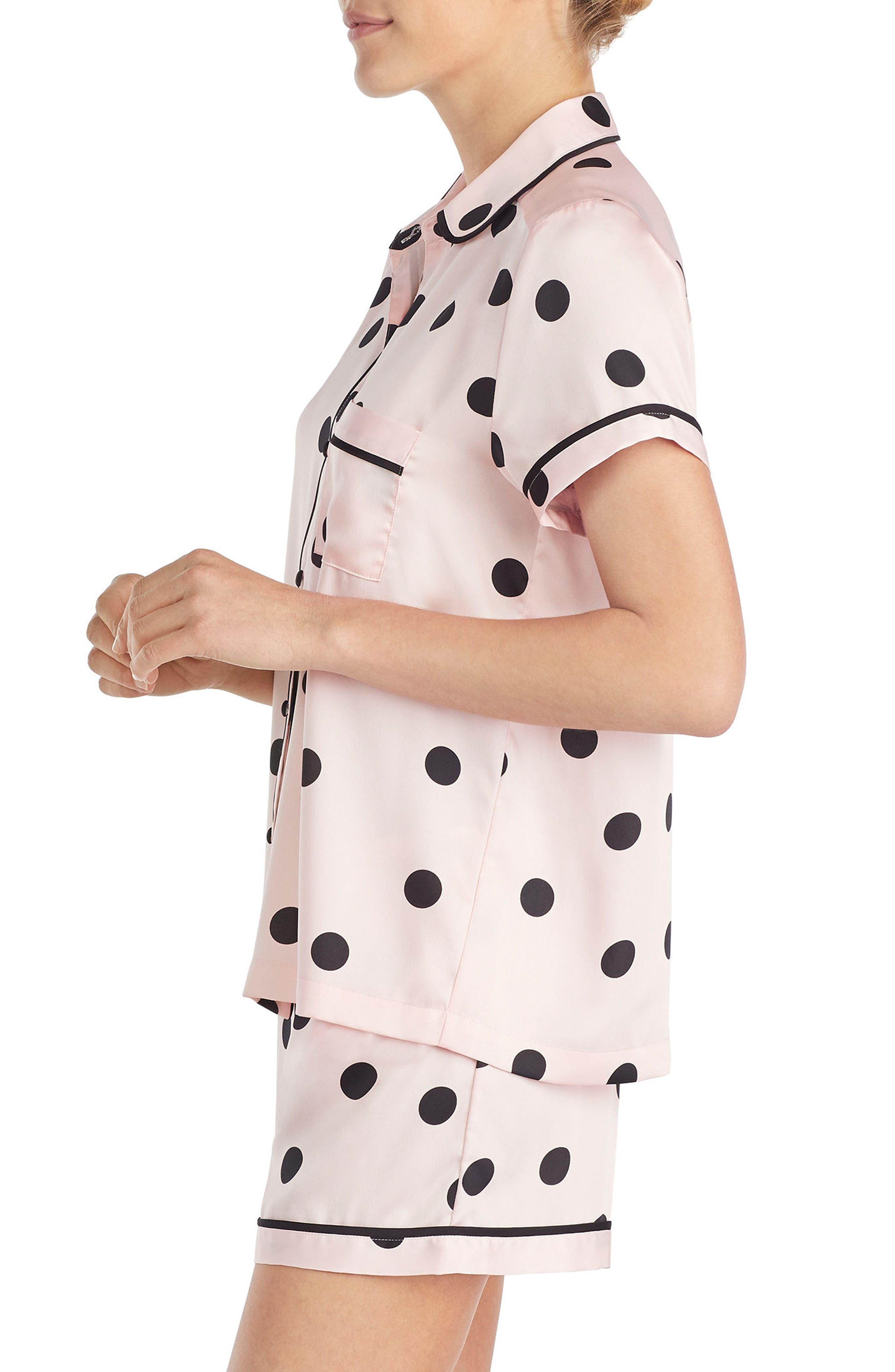 boxer short pajamas,                             Alternate thumbnail 6, color,