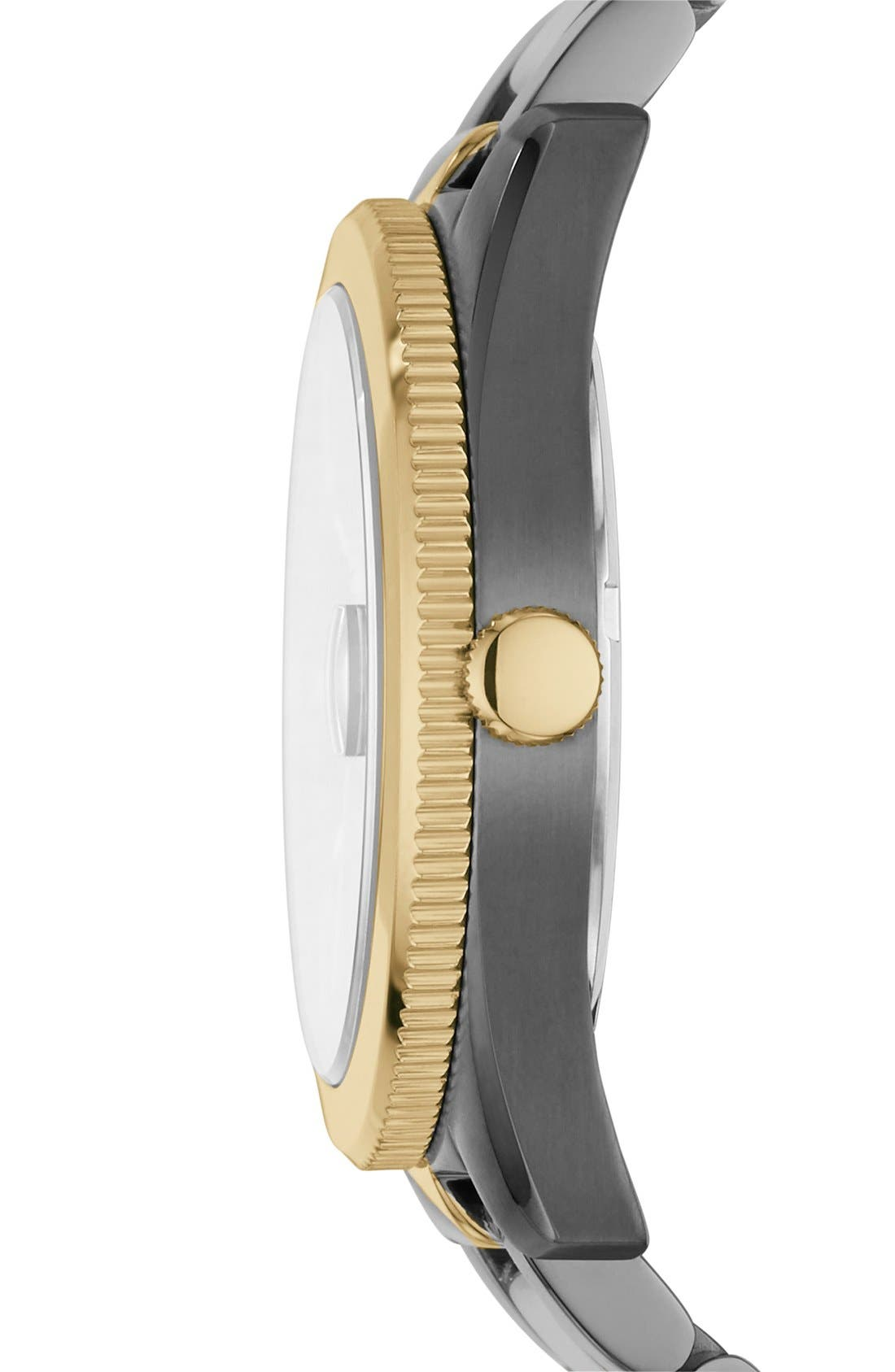 FOSSIL,                             Perfect Boyfriend Bracelet Watch, 39mm,                             Alternate thumbnail 2, color,                             020