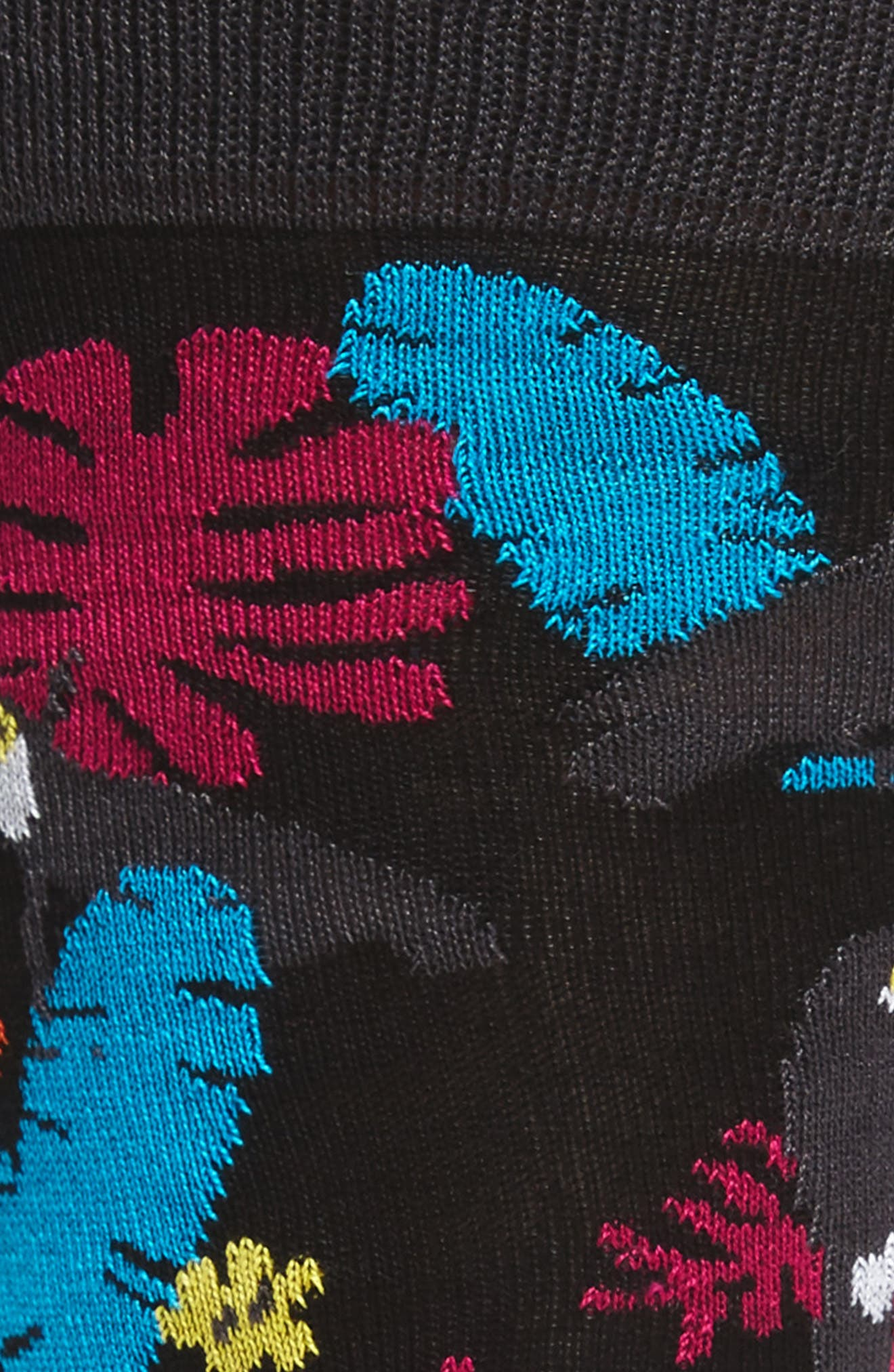 Leaf Socks,                             Alternate thumbnail 2, color,