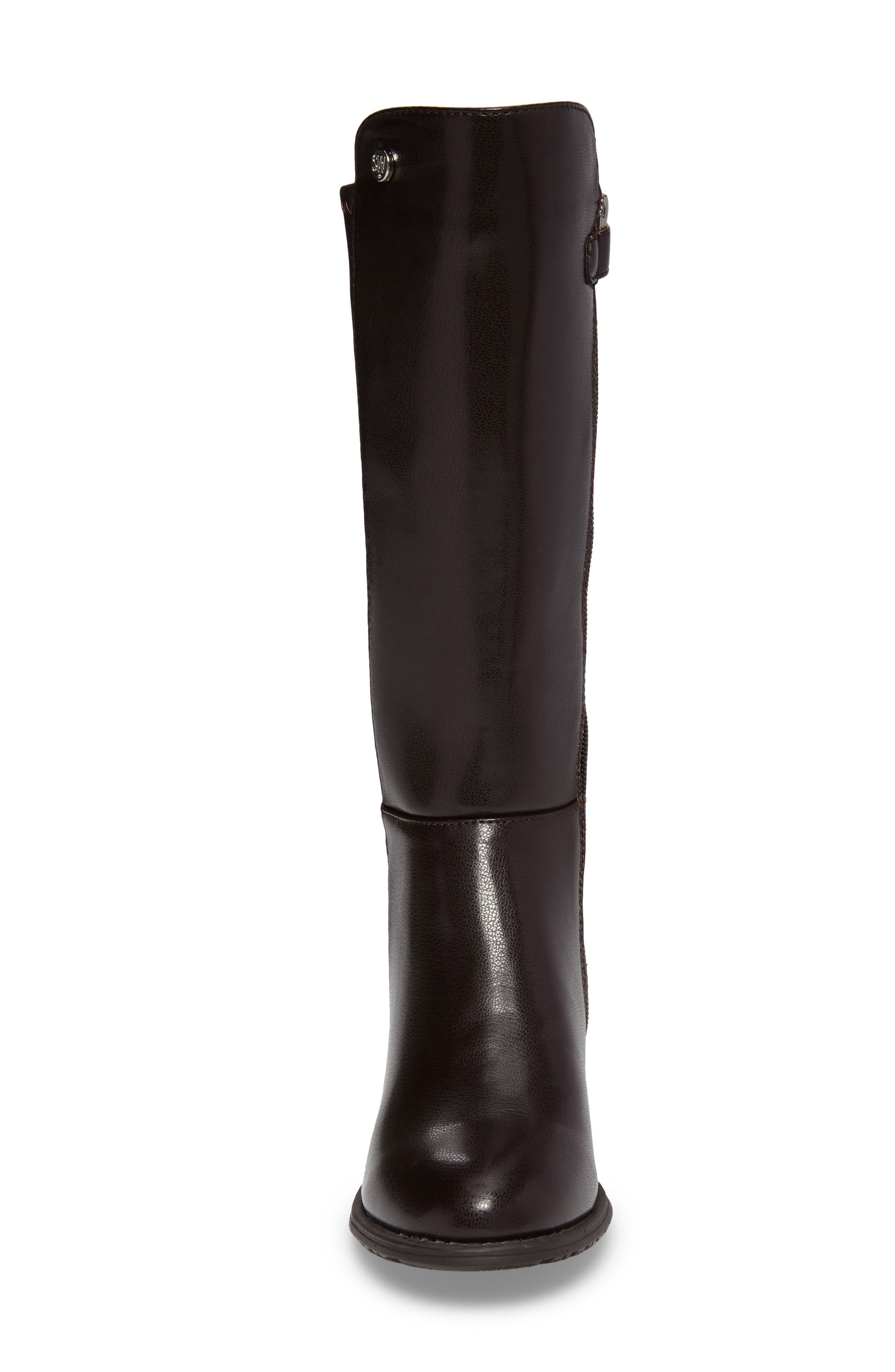 5050 Tall Riding Boot,                             Alternate thumbnail 8, color,