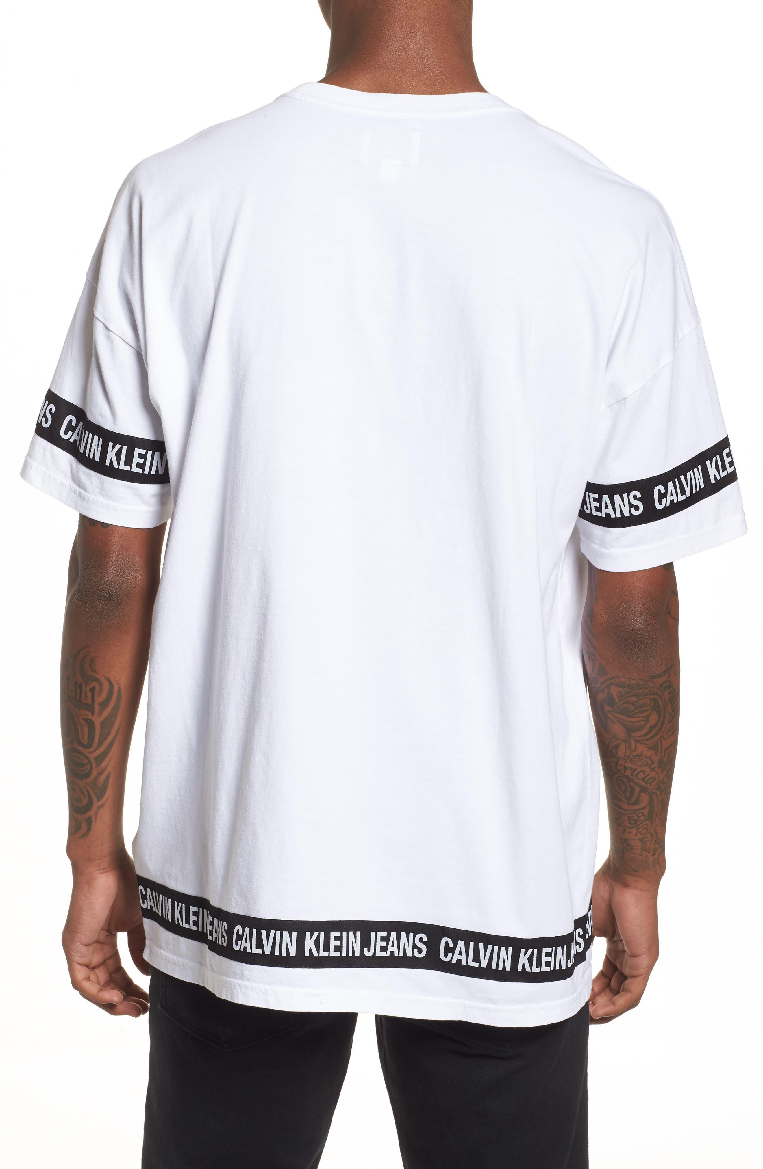 Logo Tape T-Shirt,                             Alternate thumbnail 2, color,