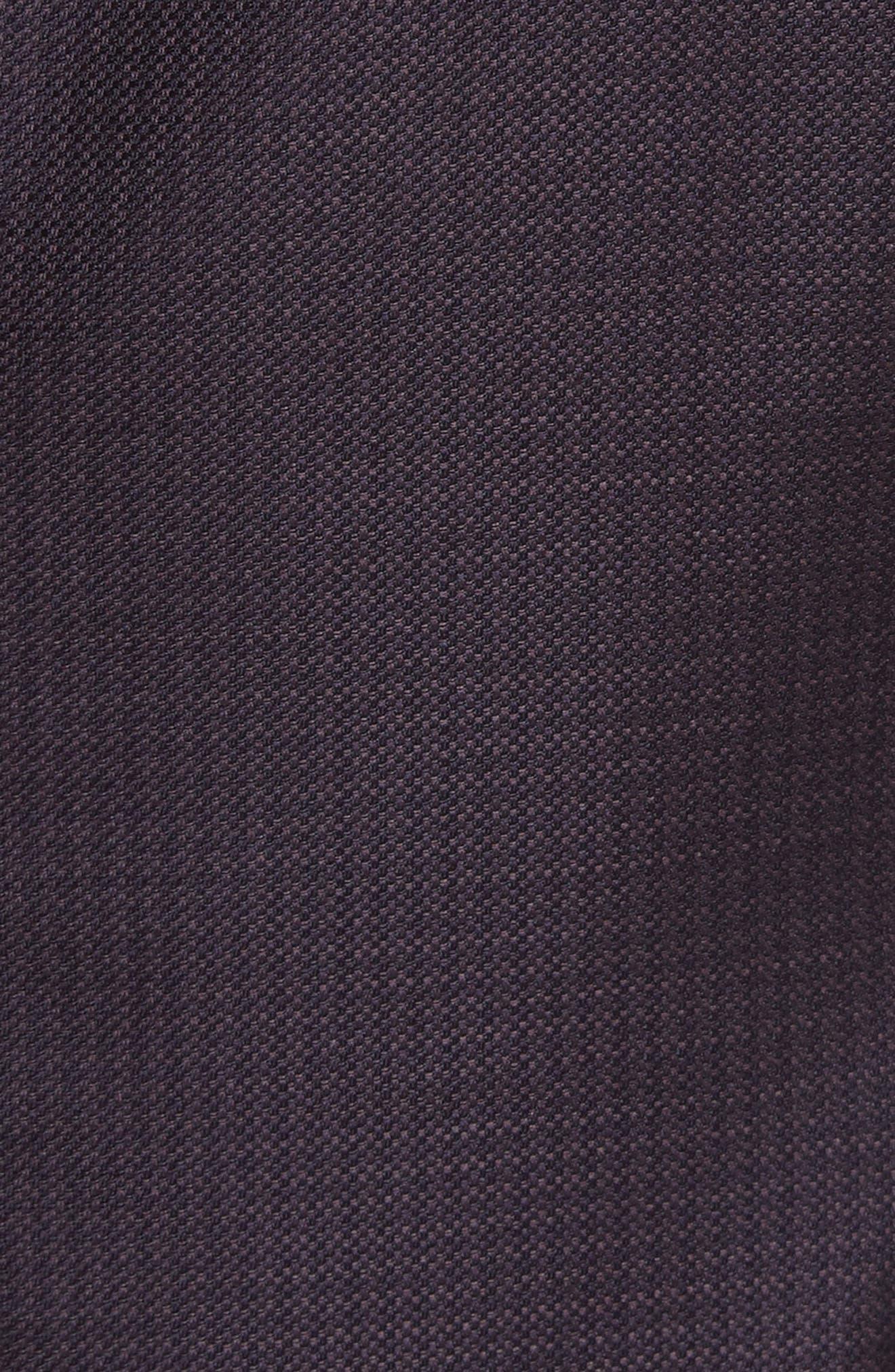 G-Line Trim Fit Houndstooth Wool Sport Coat,                             Alternate thumbnail 5, color,                             604