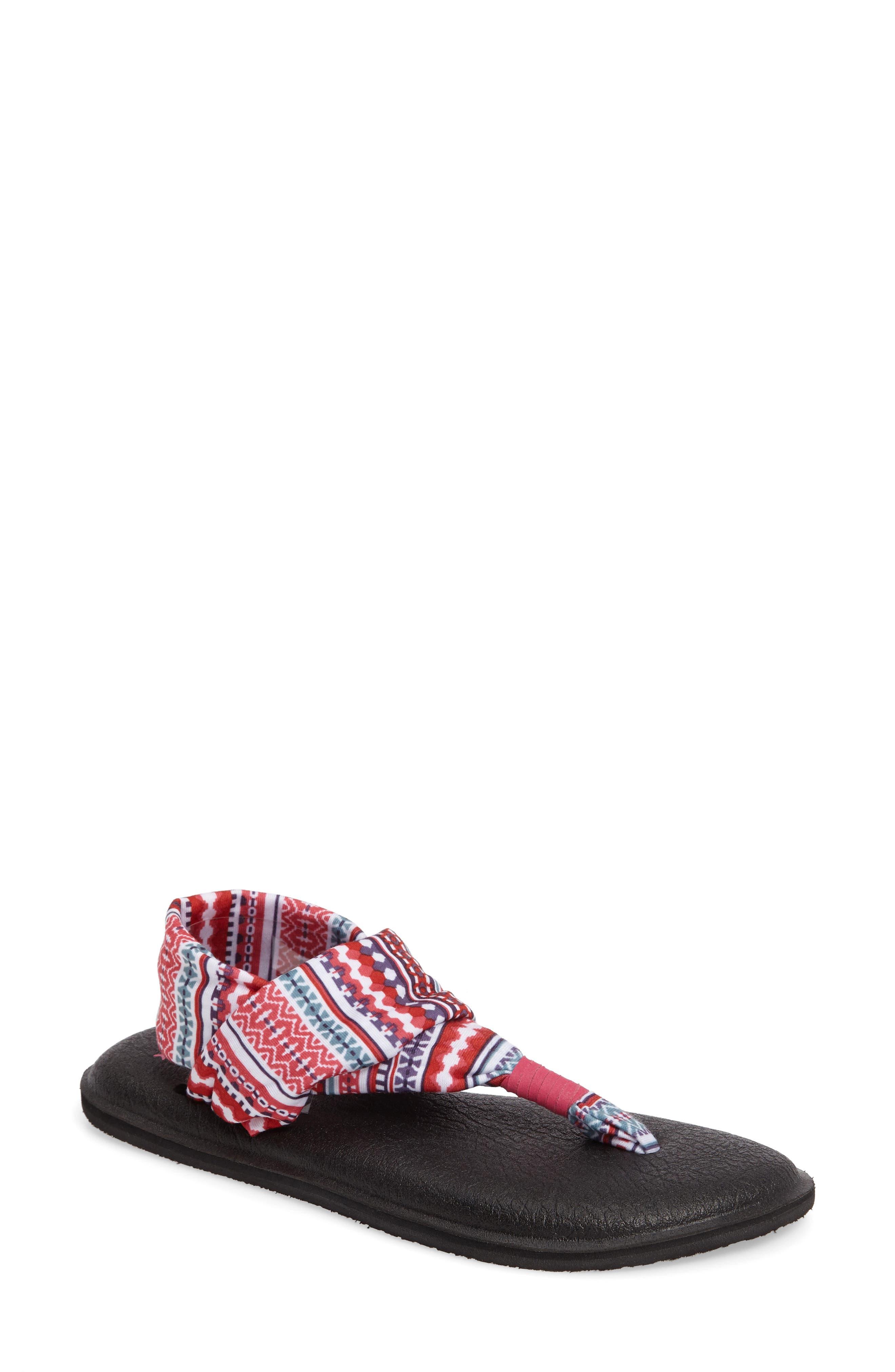 'Yoga Sling 2' Sandal,                             Main thumbnail 25, color,