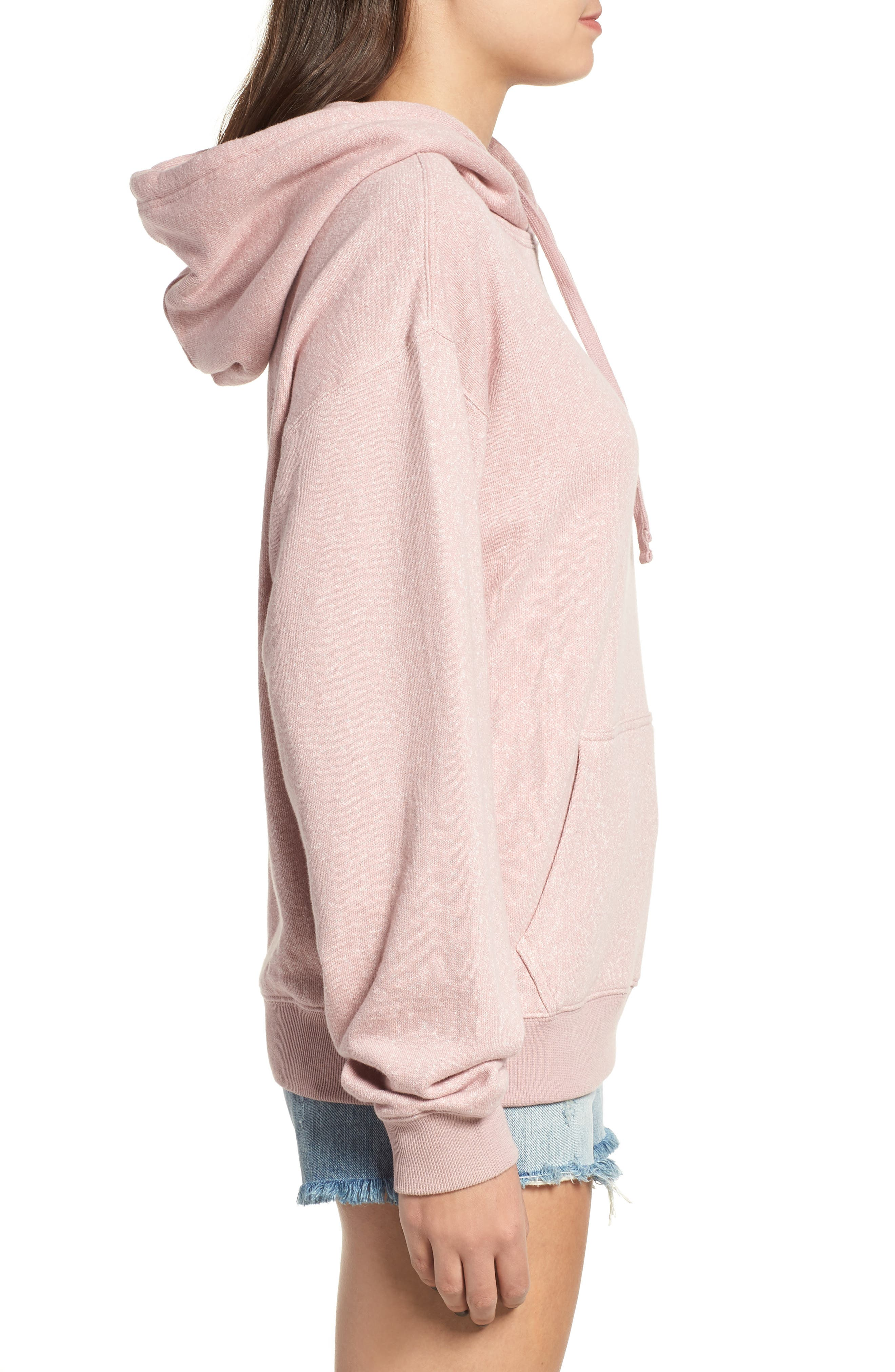 Shelbee Hoodie,                             Alternate thumbnail 3, color,                             DEAUVILLE MAUVE