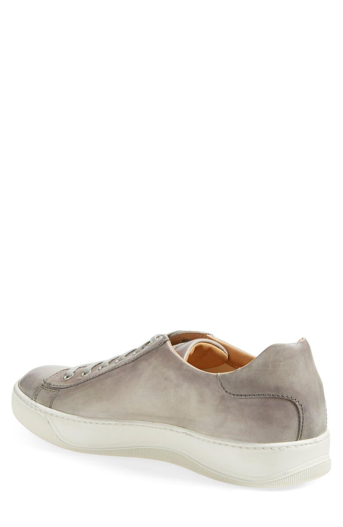 'Apache' Lace-Up Sneaker,                             Alternate thumbnail 7, color,