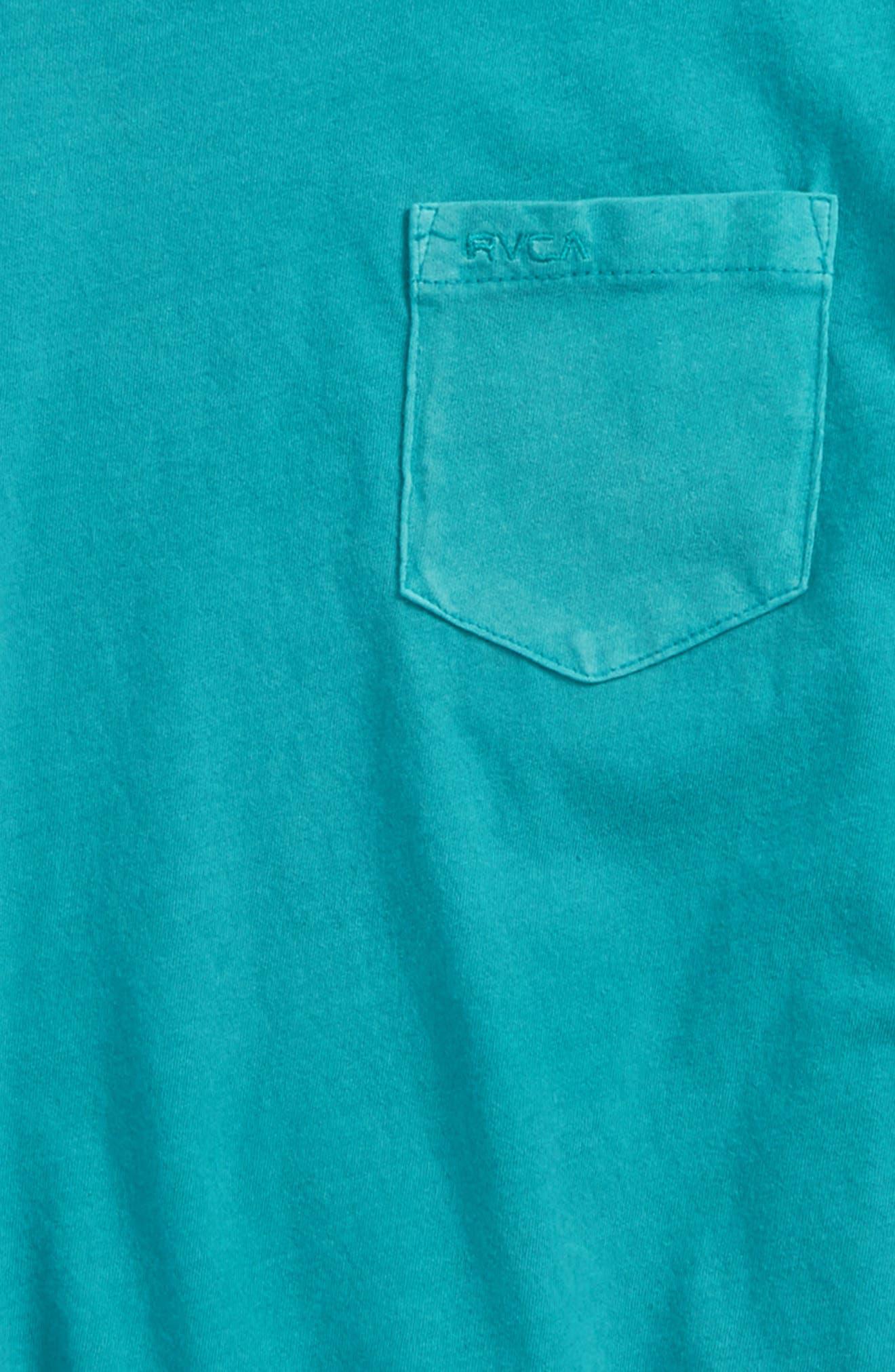 Pigment T-Shirt,                             Alternate thumbnail 2, color,                             440