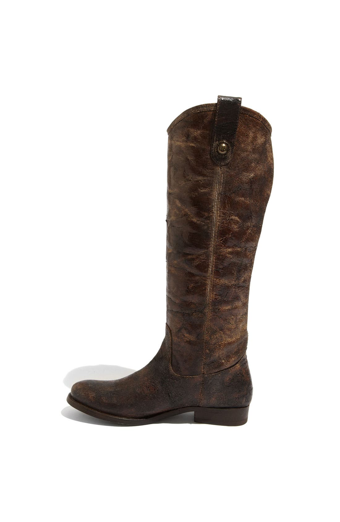 'Melissa Button' Leather Riding Boot,                             Alternate thumbnail 137, color,