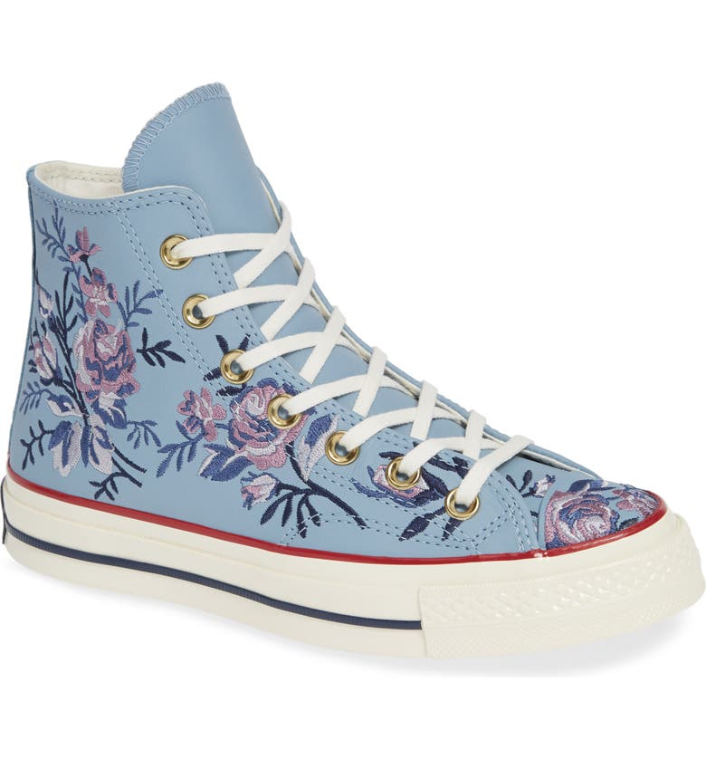 a1bb377ec315b4 CONVERSE Chuck Taylor sup ®  sup  All Star sup  CONVERSE Chuck  Taylor sup ®  sup  All Star sup ®  sup  Parkway Floral 70 High Top Sneaker  ...
