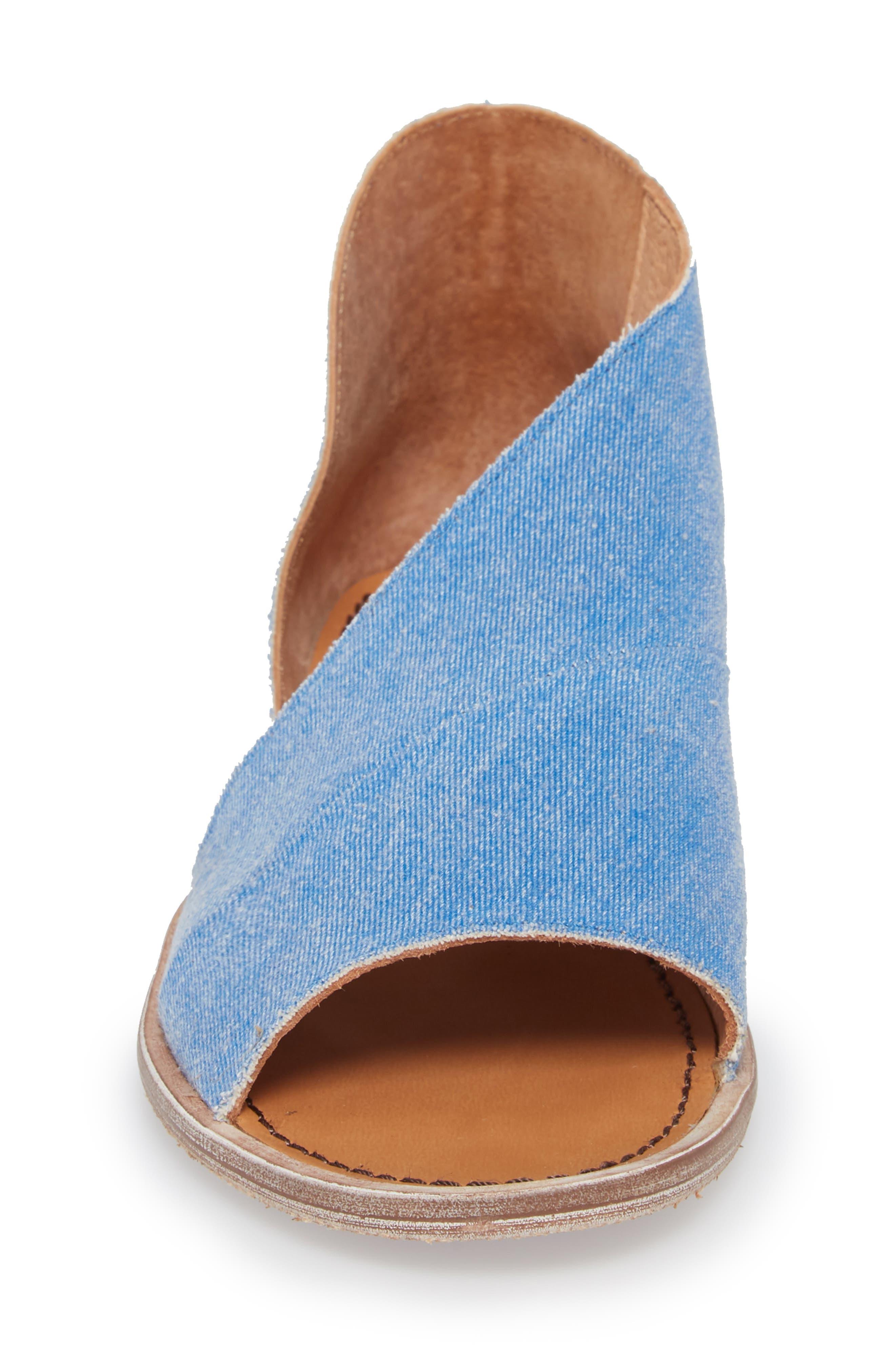 'Mont Blanc' Asymmetrical Sandal,                             Alternate thumbnail 45, color,