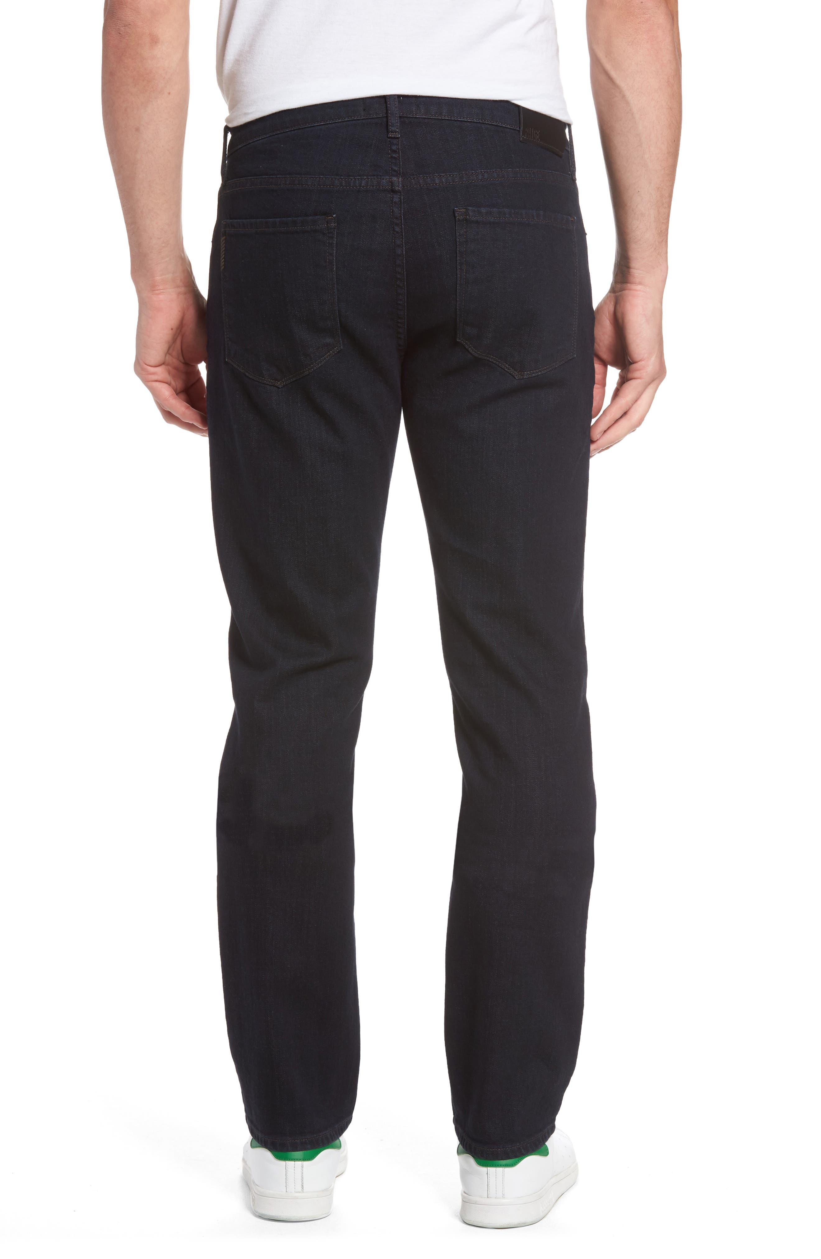 Normandie Straight Fit Jeans,                             Alternate thumbnail 2, color,                             400