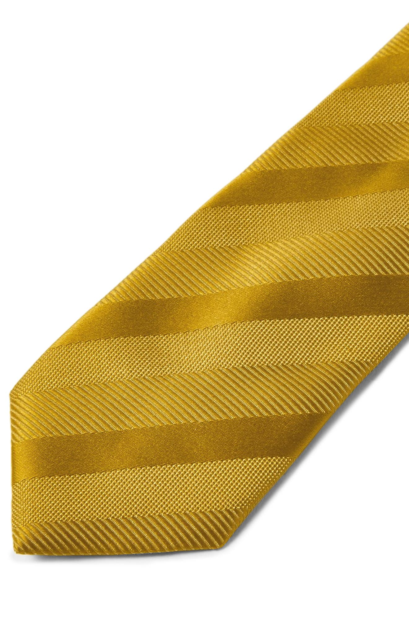 Stripe Jacquard Tie,                             Alternate thumbnail 2, color,                             710