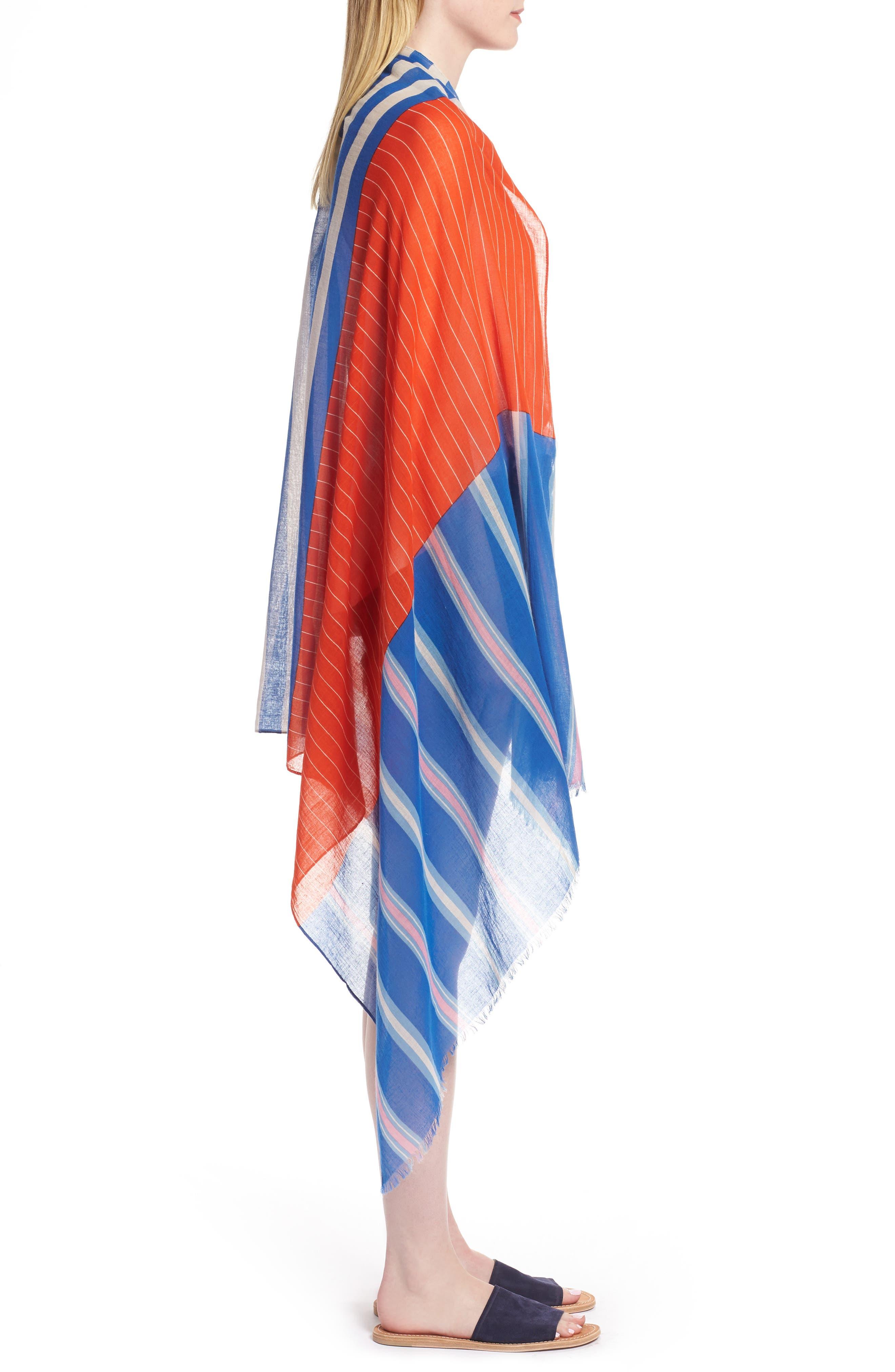 Stripe Sarong,                             Alternate thumbnail 3, color,                             900