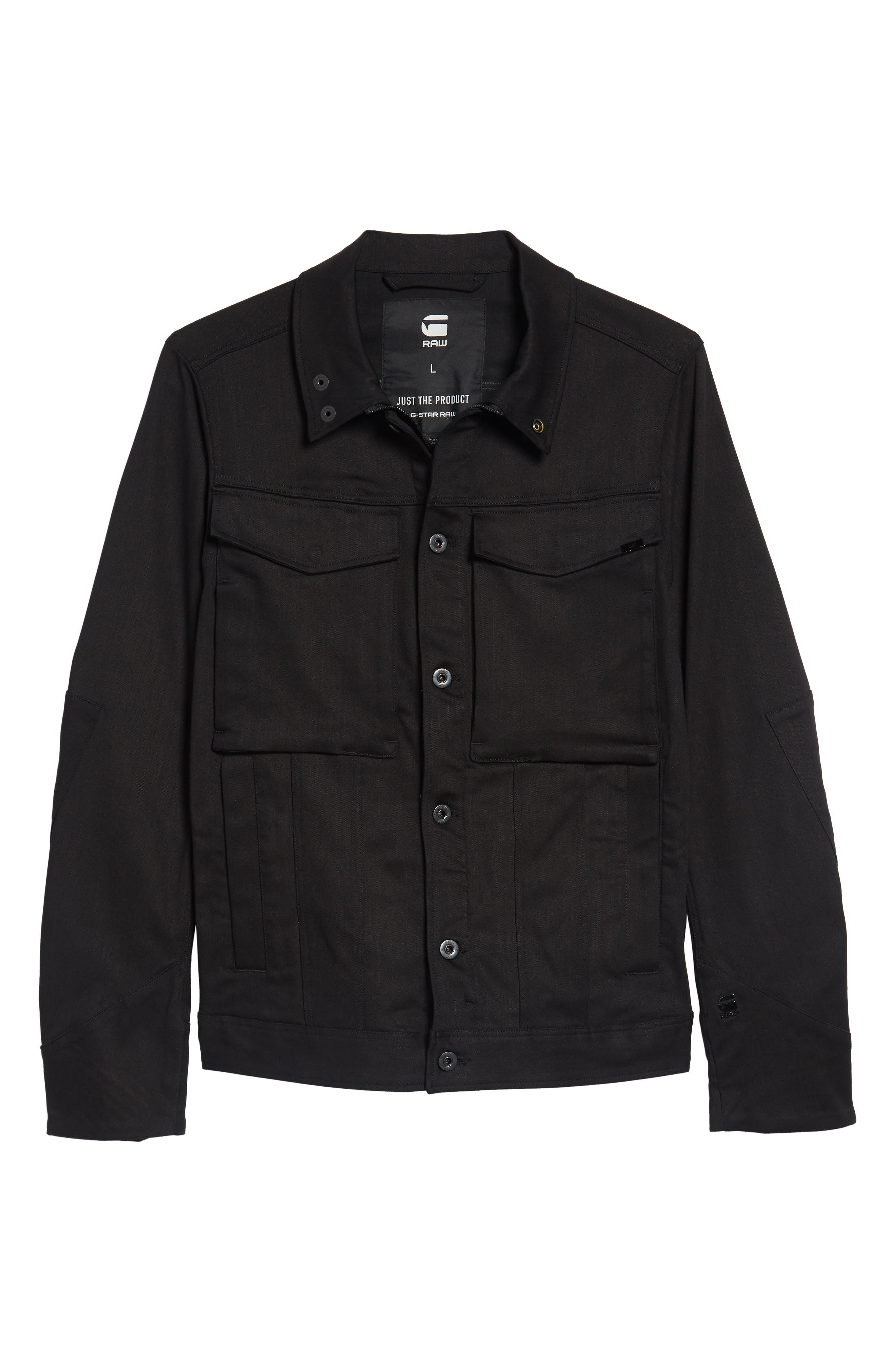 Vodan 3D Slim Jacket,                             Alternate thumbnail 5, color,                             401