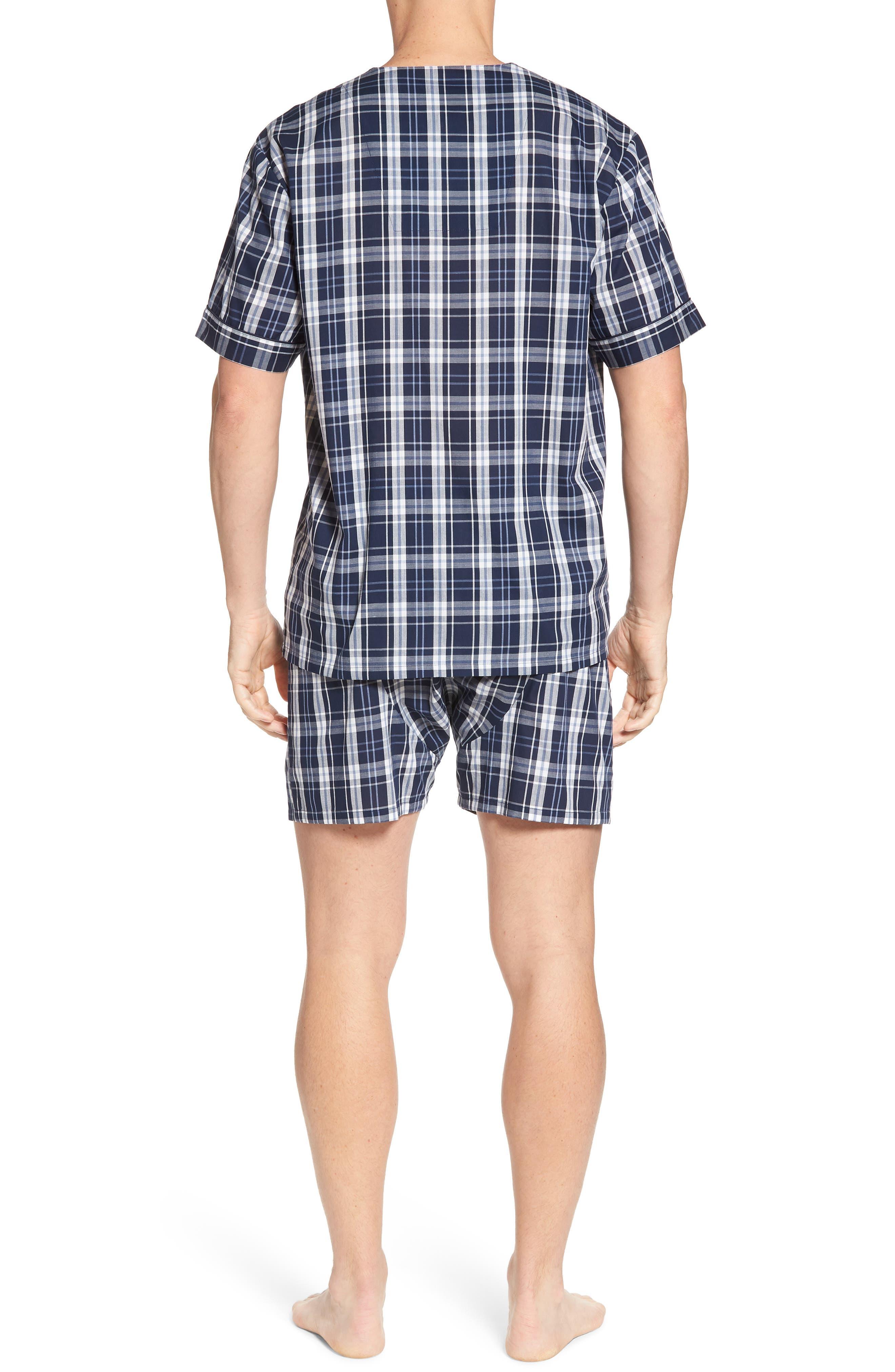Carefree Shorty Pajama Set,                             Alternate thumbnail 2, color,                             400