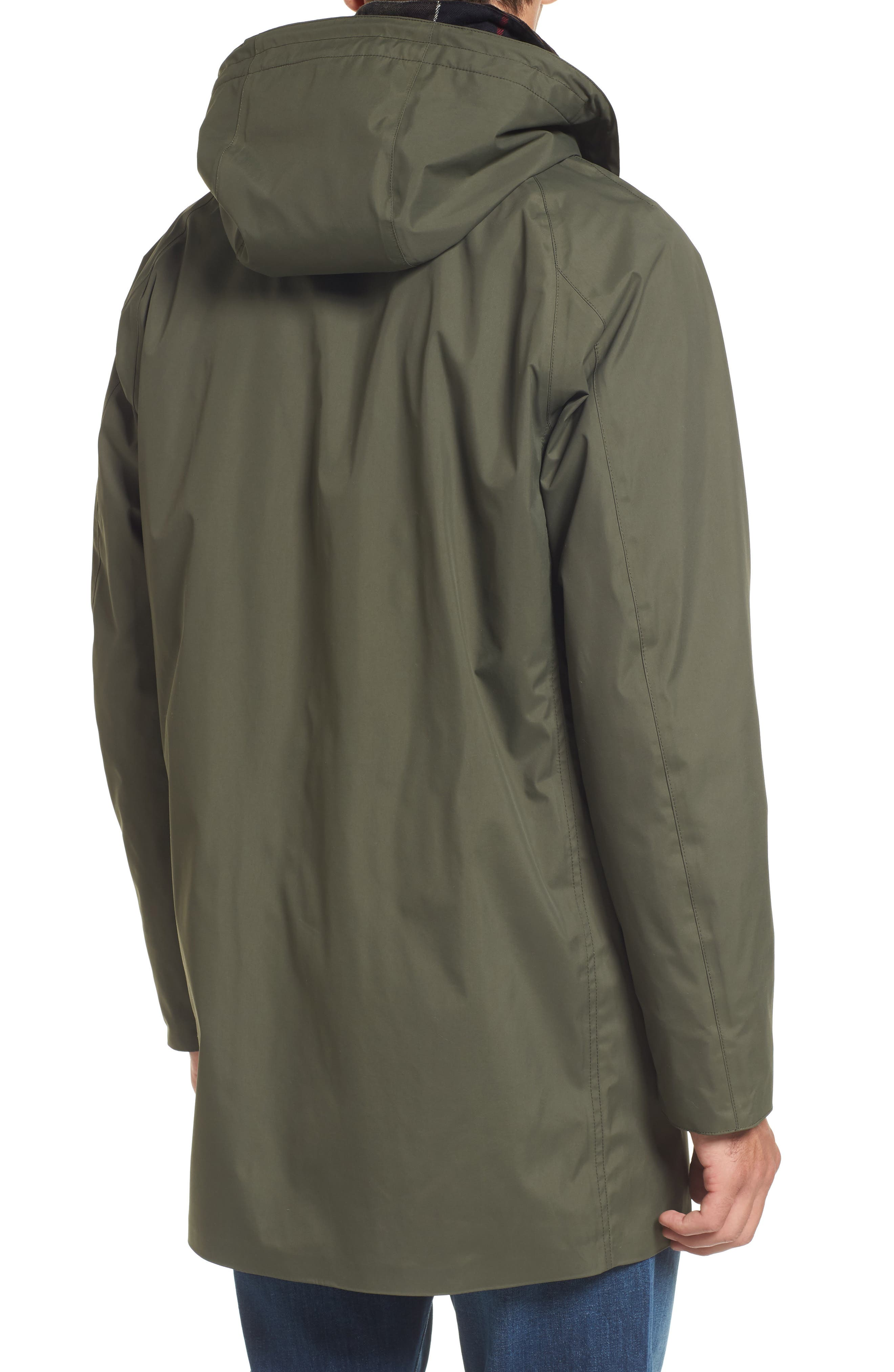 Scarisbrick Waterproof Jacket,                             Alternate thumbnail 2, color,                             340