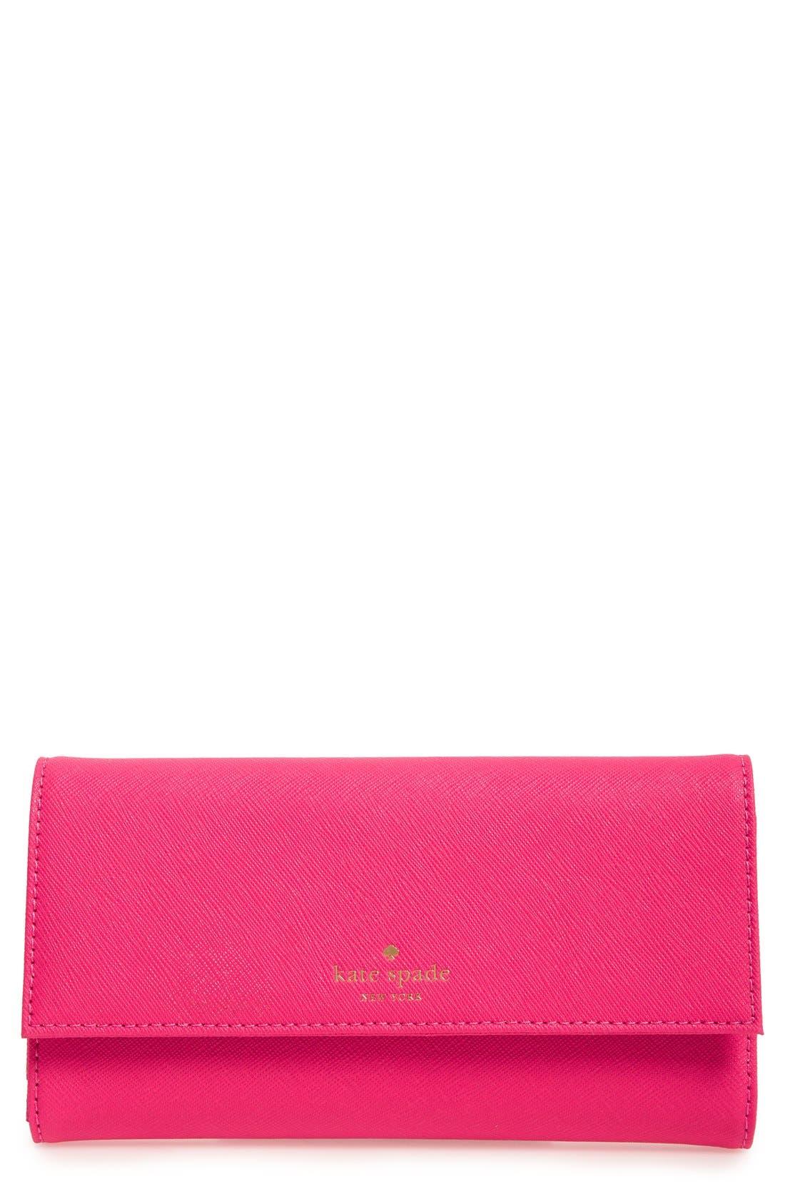 leather iPhone 7/8 & 7/8 Plus case,                             Main thumbnail 7, color,