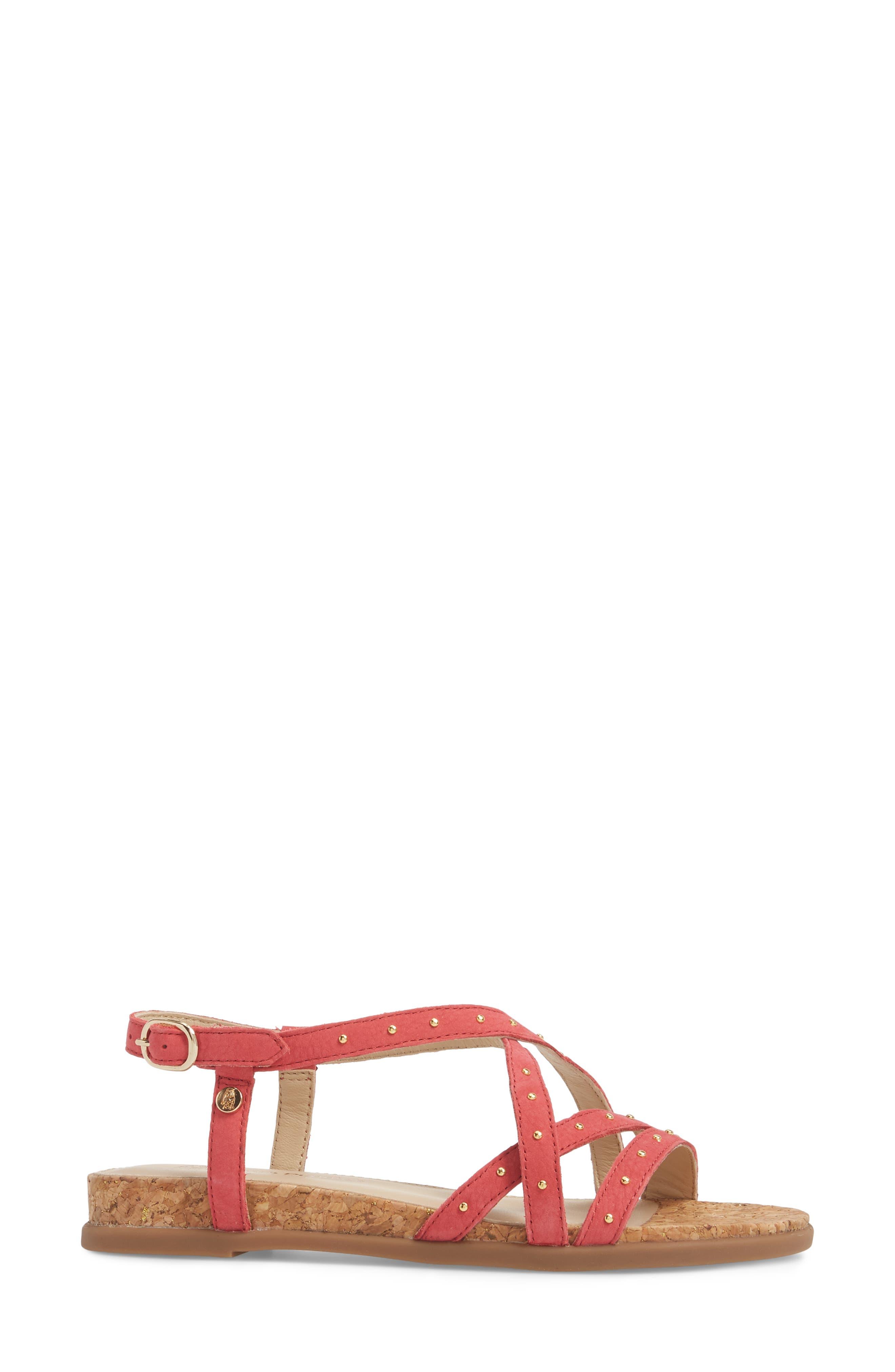 Dalmatian Studded Sandal,                             Alternate thumbnail 11, color,