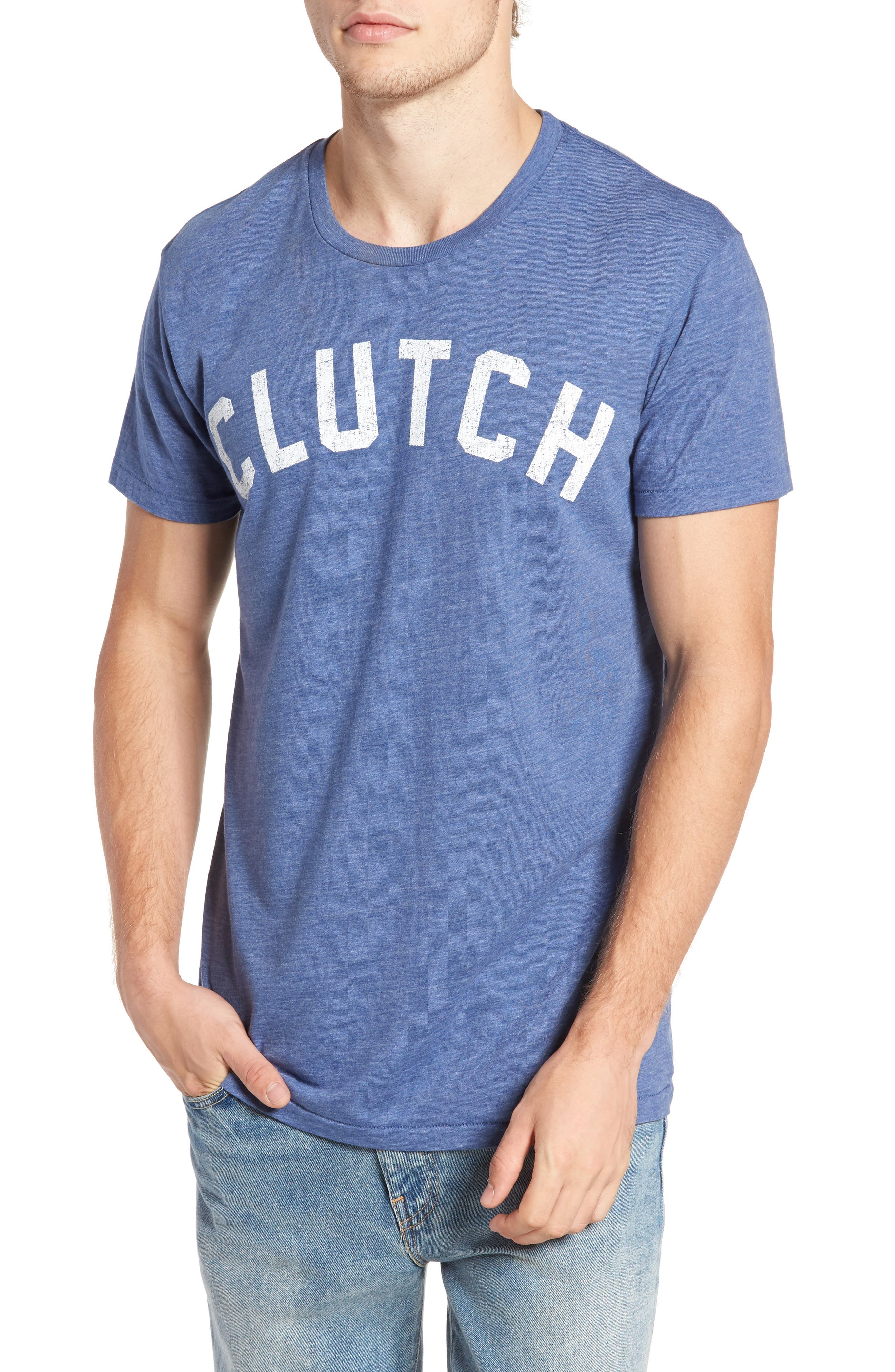 Clutch Graphic T-Shirt,                             Main thumbnail 1, color,                             401