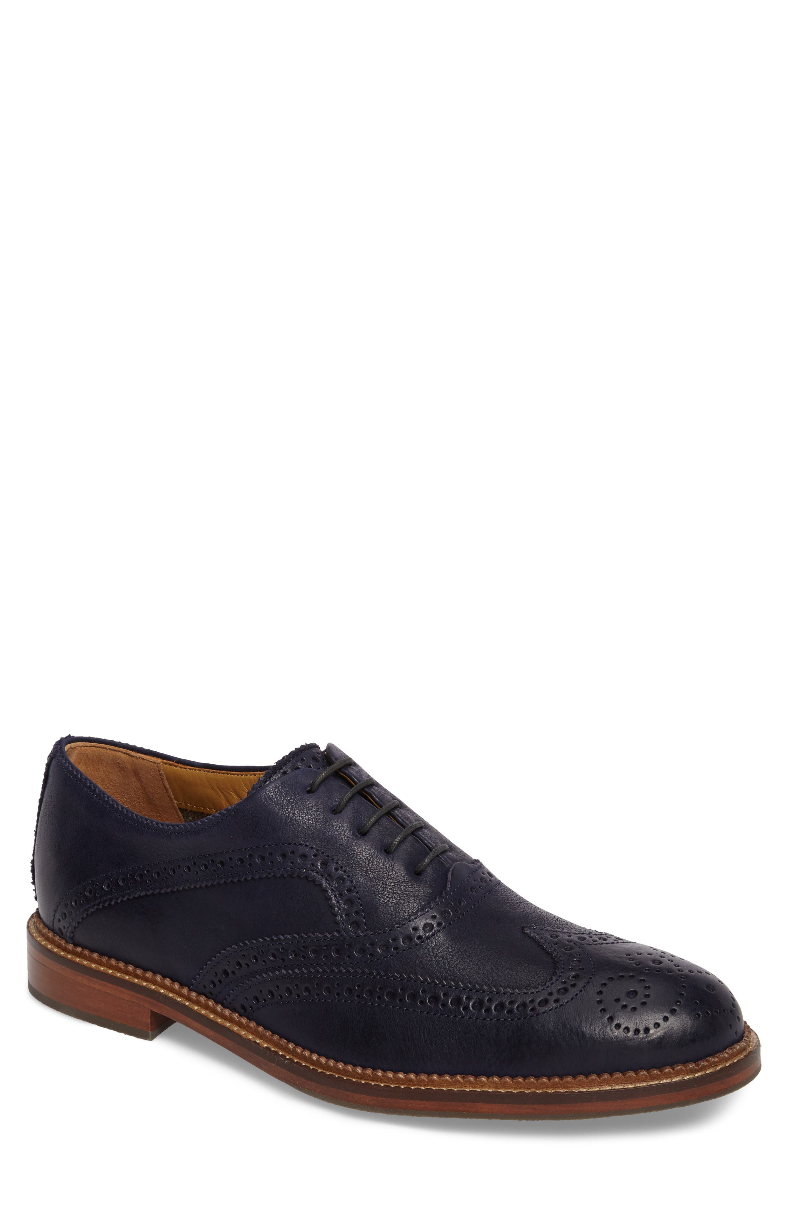 Spencer Wingtip,                             Main thumbnail 1, color,                             410