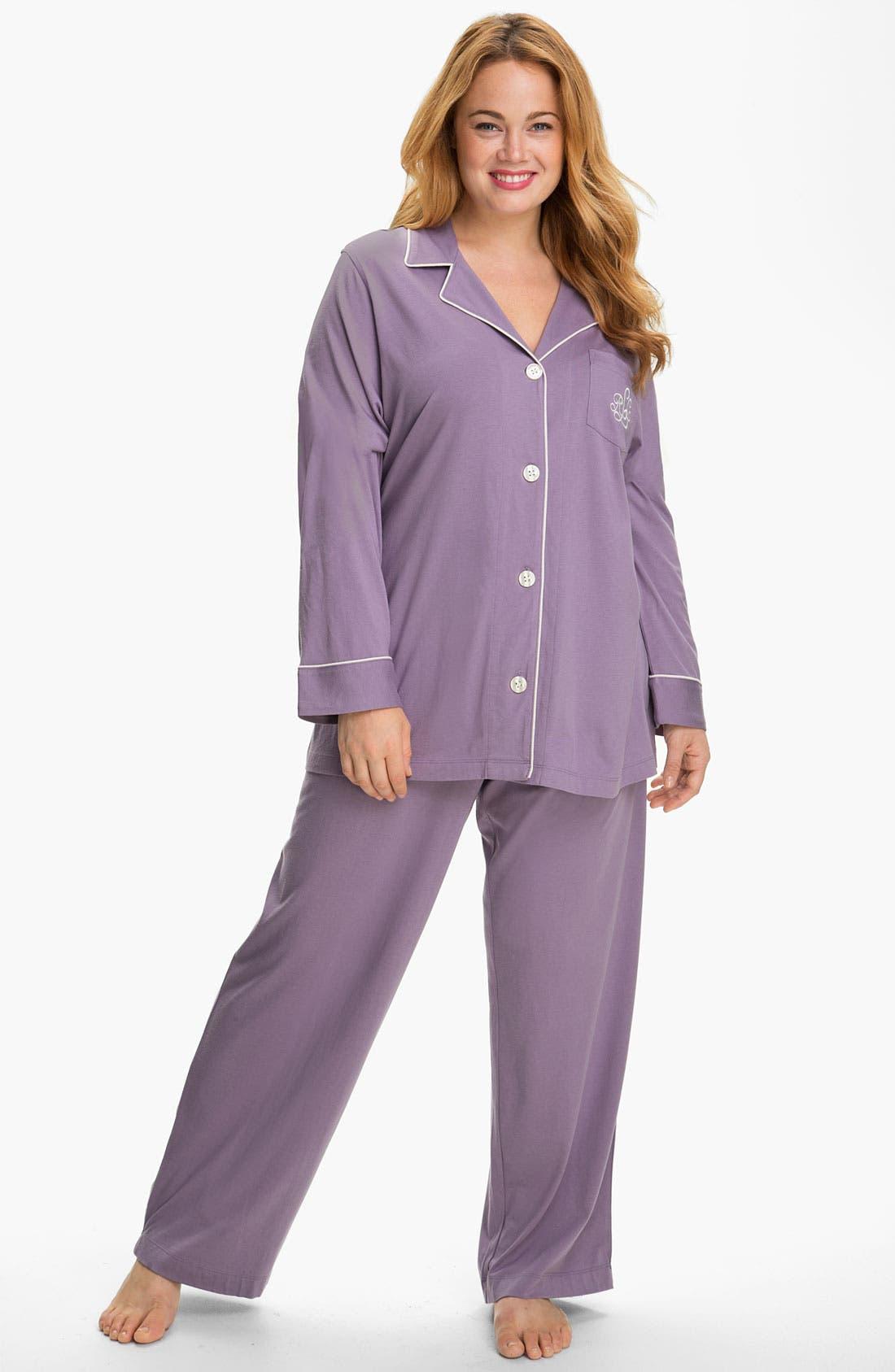 Knit Pajamas,                             Main thumbnail 9, color,