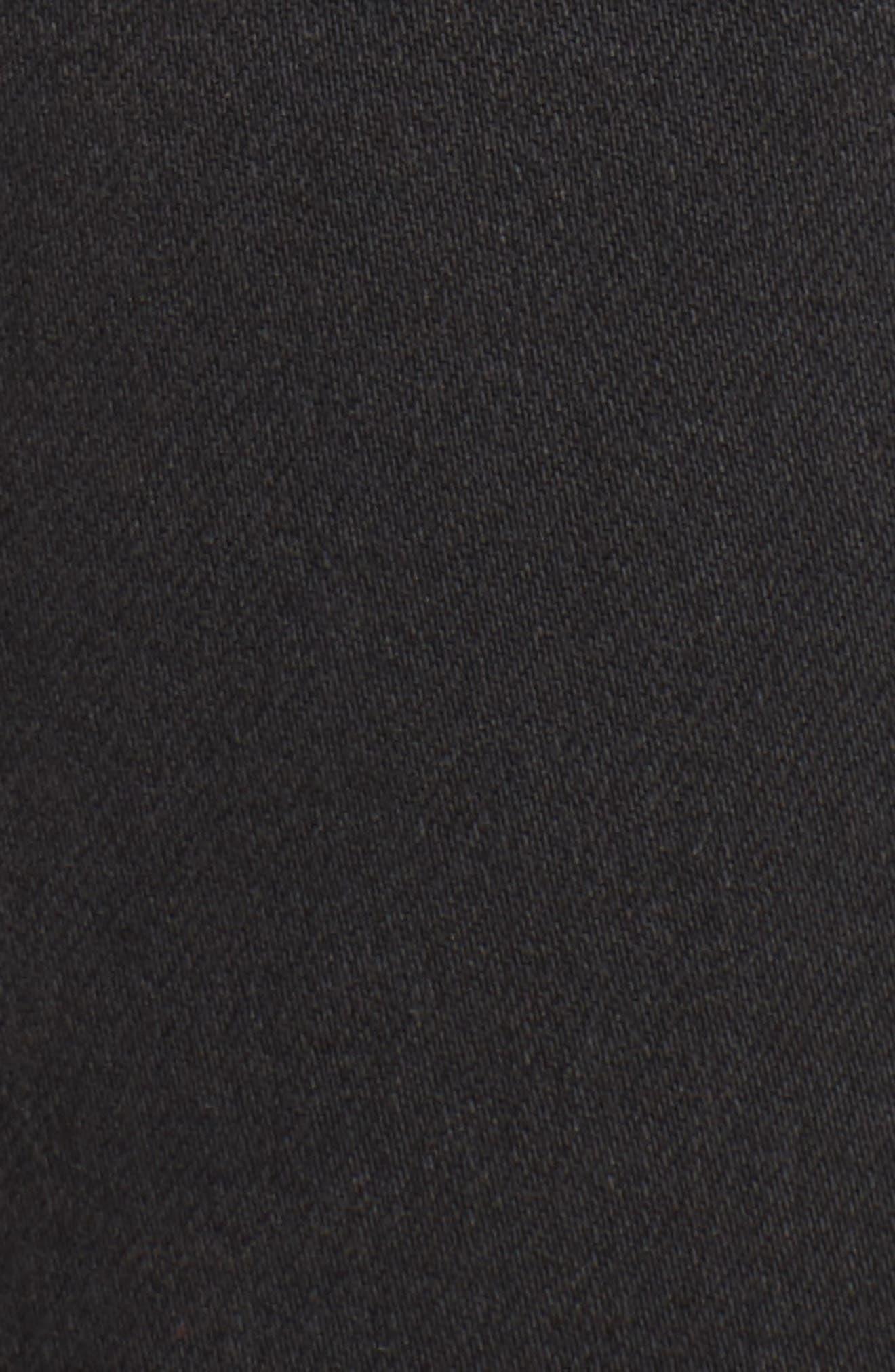 JOE'S,                             Charlie Velvet Stripe Ankle Skinny Jeans,                             Alternate thumbnail 6, color,                             002