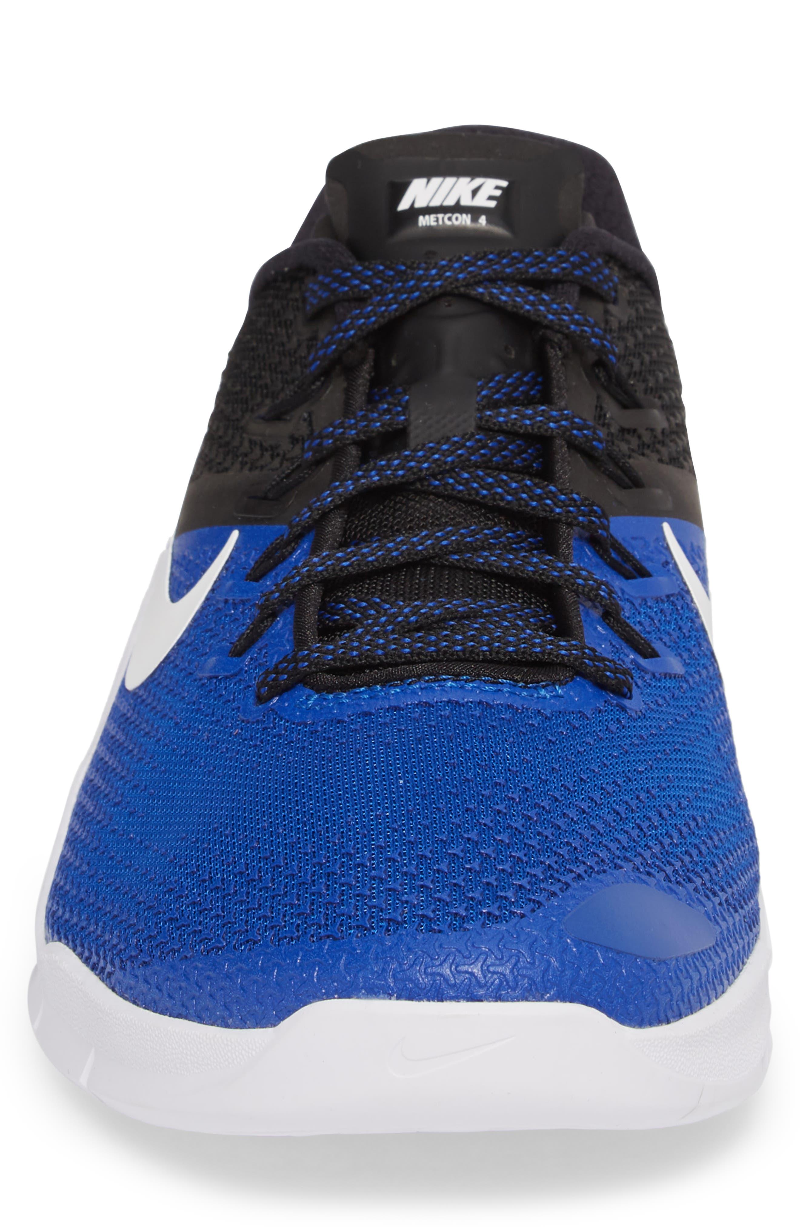 Metcon 4 Training Shoe,                             Alternate thumbnail 4, color,                             410