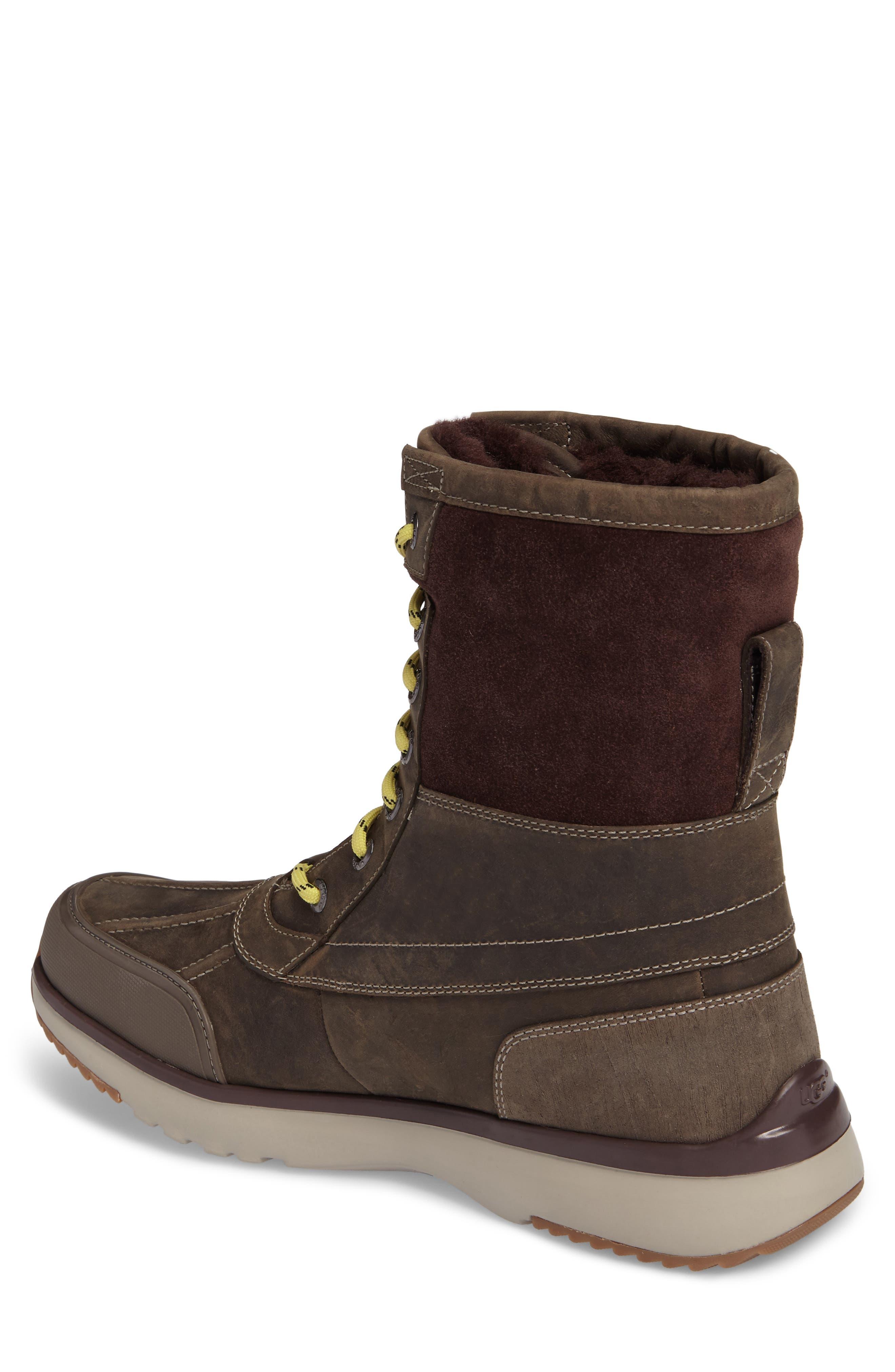 UGG<SUP>®</SUP>,                             Eliasson Waterproof Snow Boot,                             Alternate thumbnail 2, color,                             SLATE