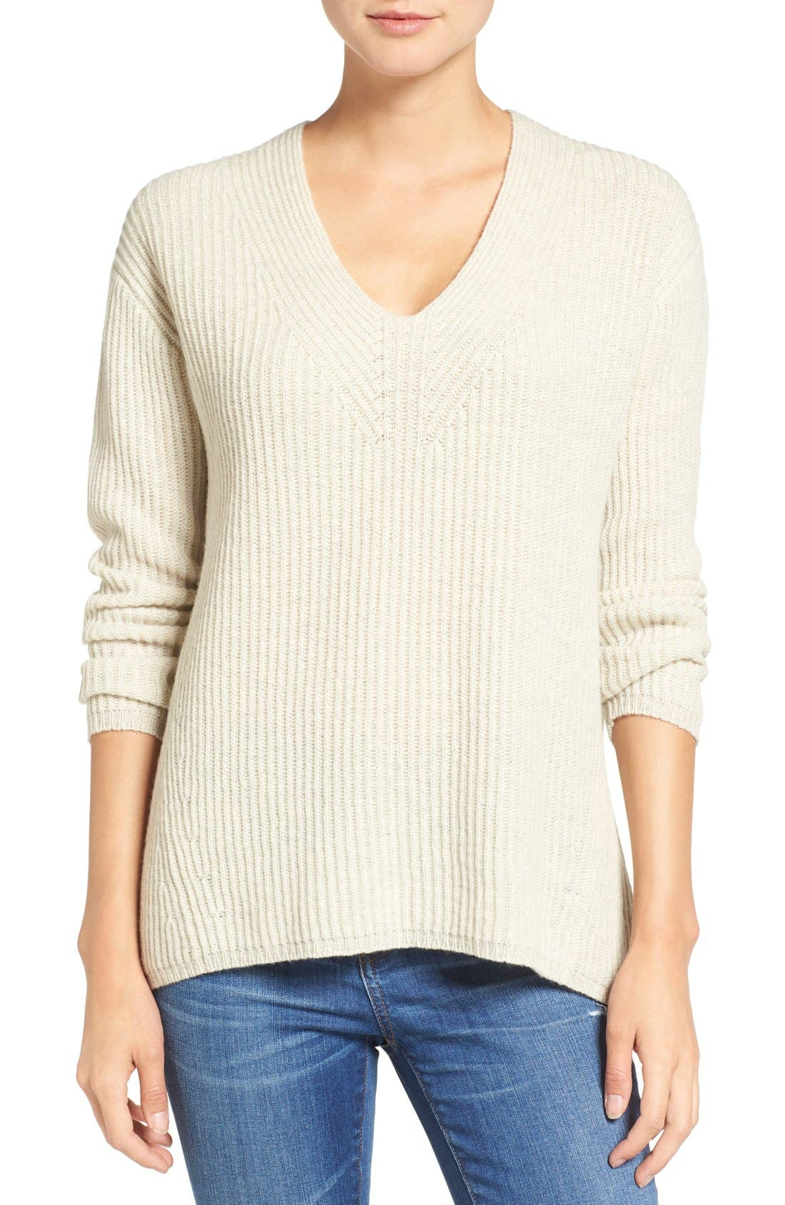 Woodside Pullover Sweater,                             Main thumbnail 4, color,