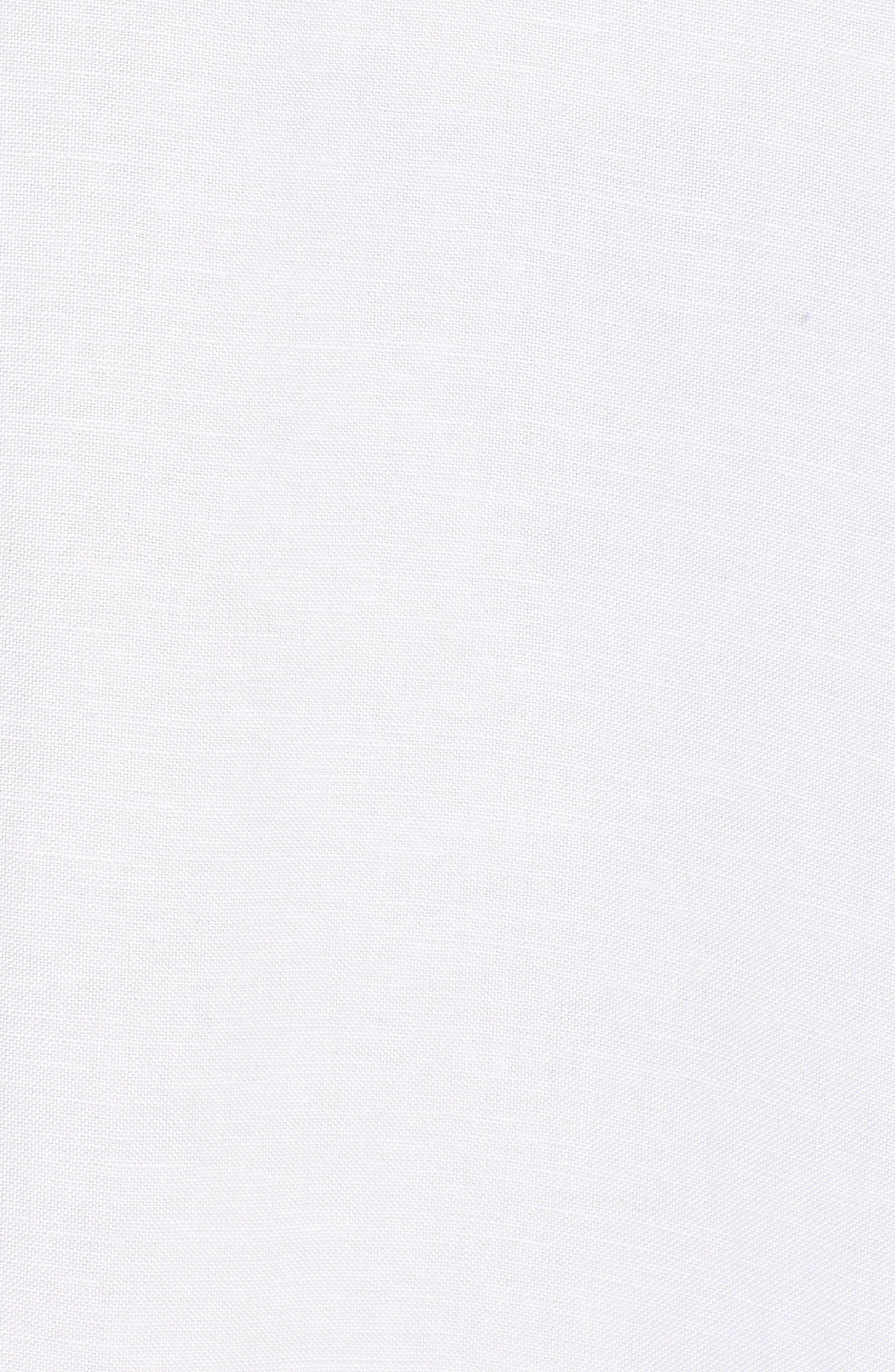 Front Runner Skirt,                             Alternate thumbnail 5, color,                             PAPER WHITE
