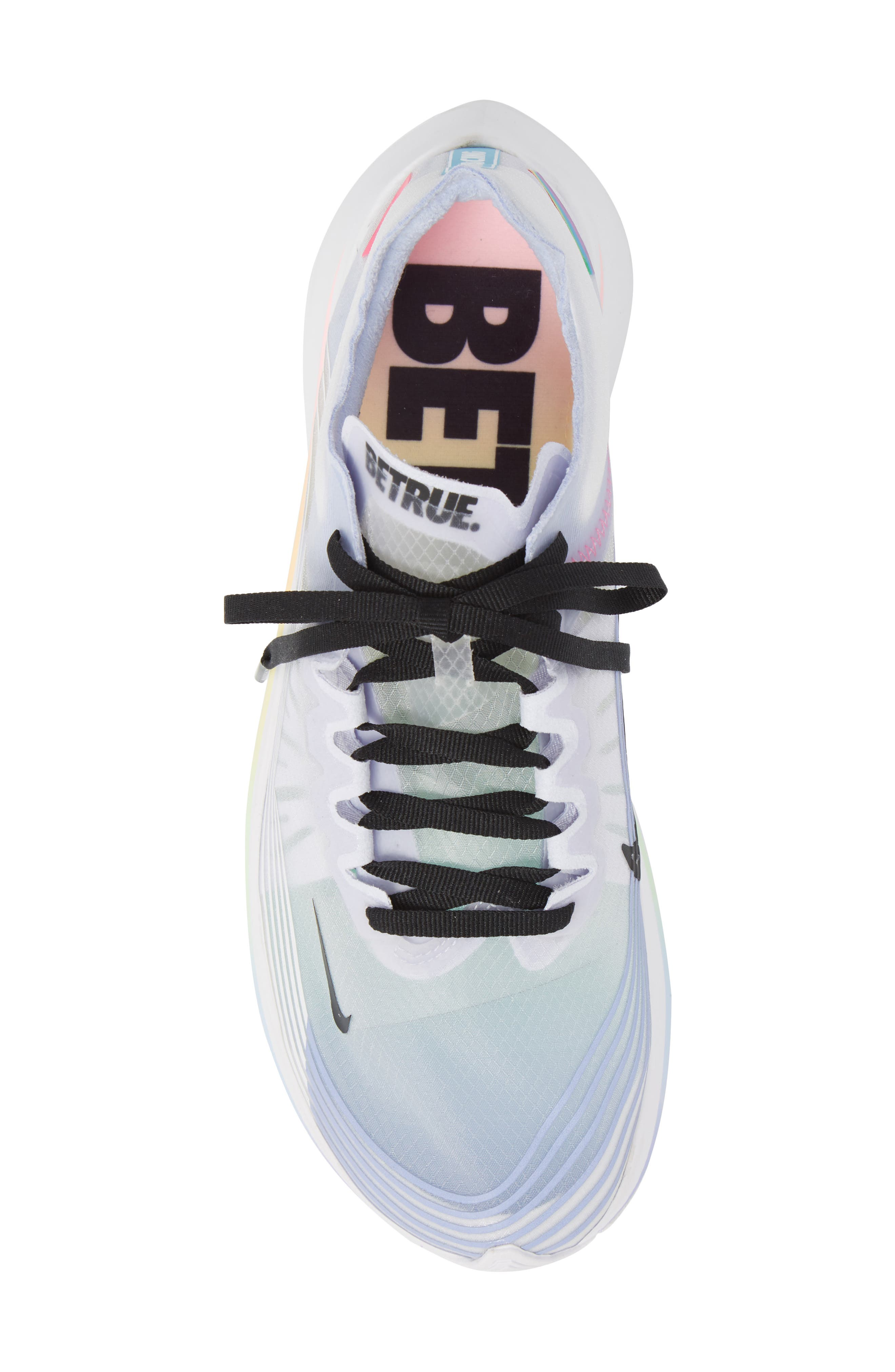 Nordstrom x Nike Zoom Fly BETRUE Running Shoe,                             Alternate thumbnail 5, color,                             105