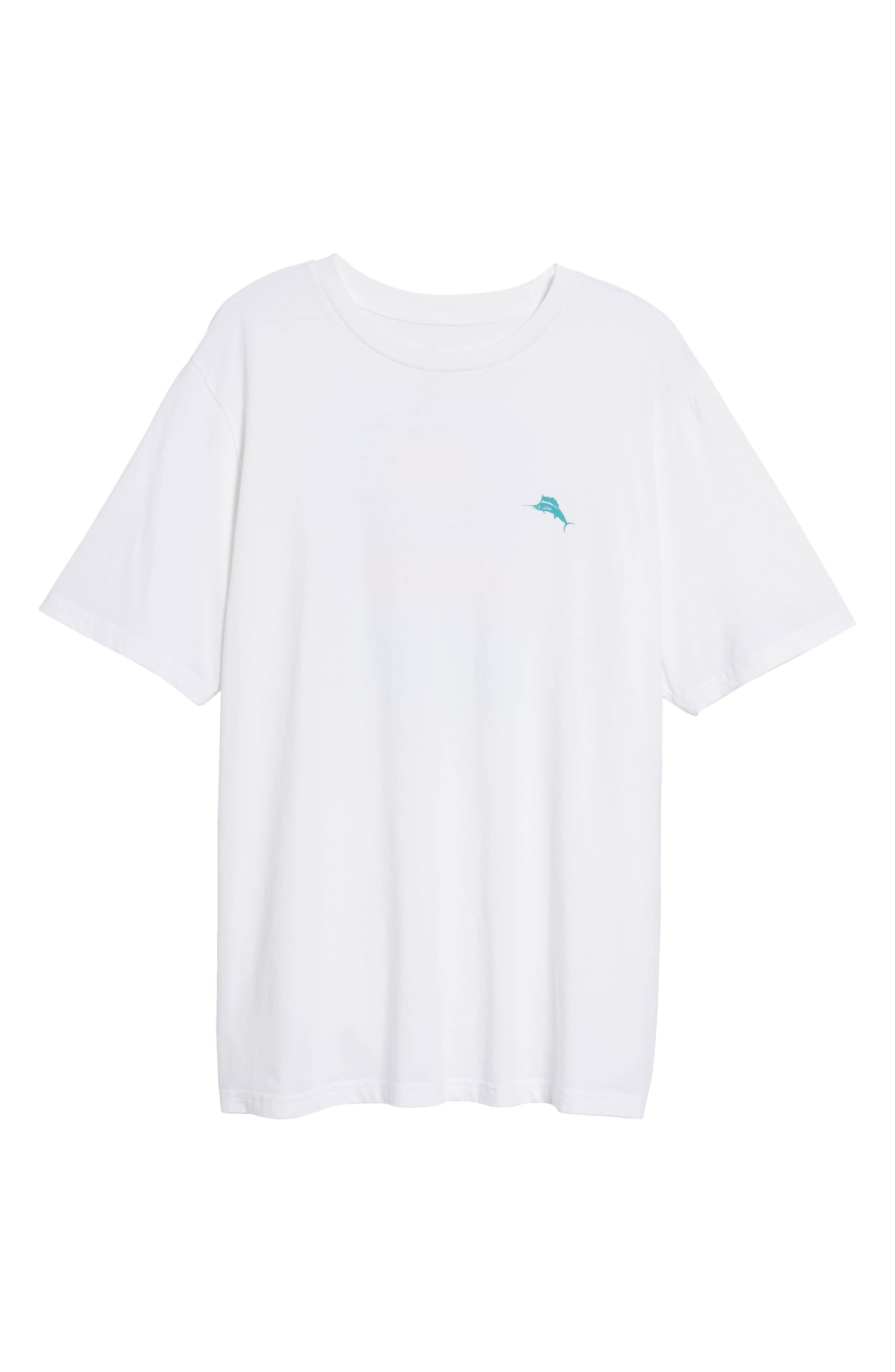 Flock this Way T-Shirt,                             Alternate thumbnail 6, color,                             100