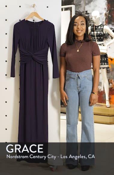 Twist Waist Knit Dress, sales video thumbnail