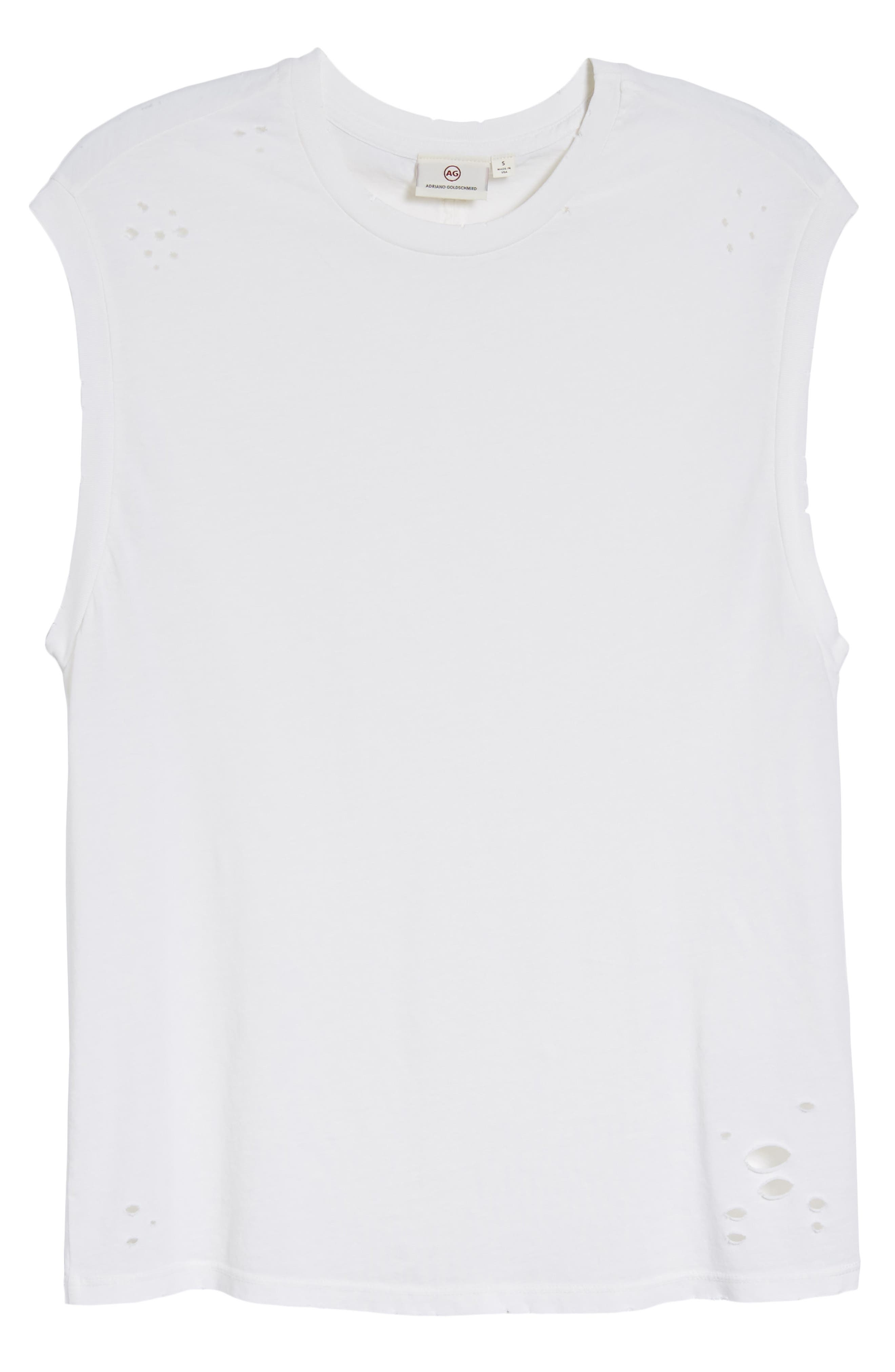 Saint Muscle Tee,                             Alternate thumbnail 18, color,