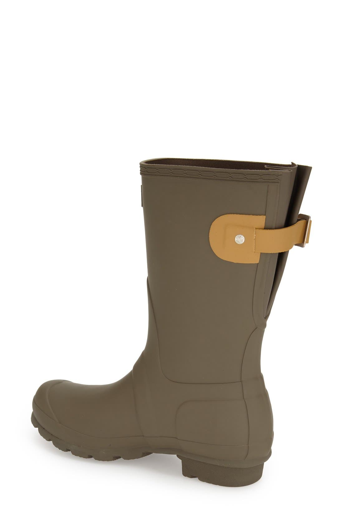 Original Short Back Adjustable Rain Boot,                             Alternate thumbnail 20, color,