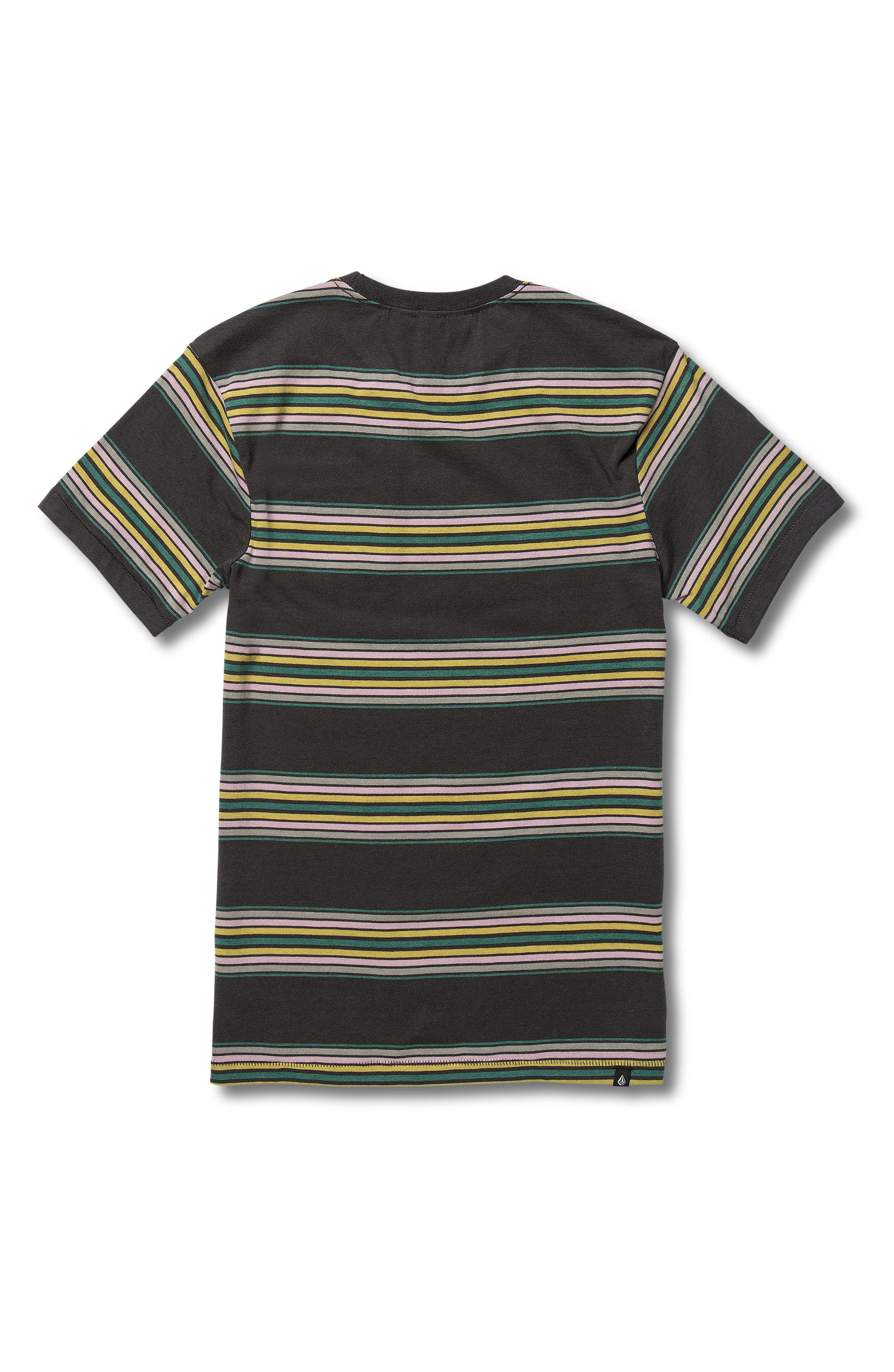 Idle T-Shirt,                             Alternate thumbnail 2, color,                             ASPHALT BL