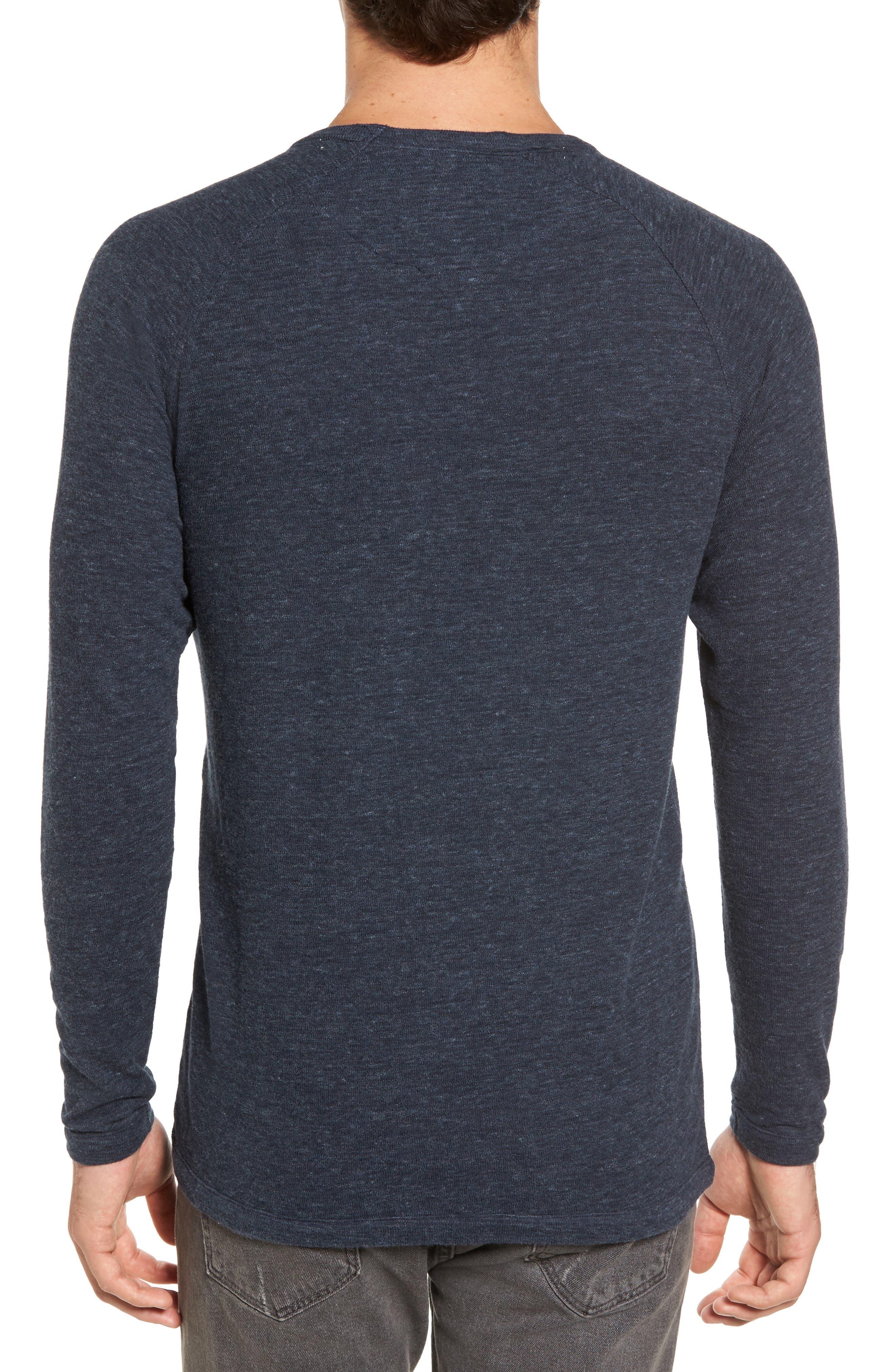 Jensen Double Cloth T-Shirt,                             Alternate thumbnail 2, color,