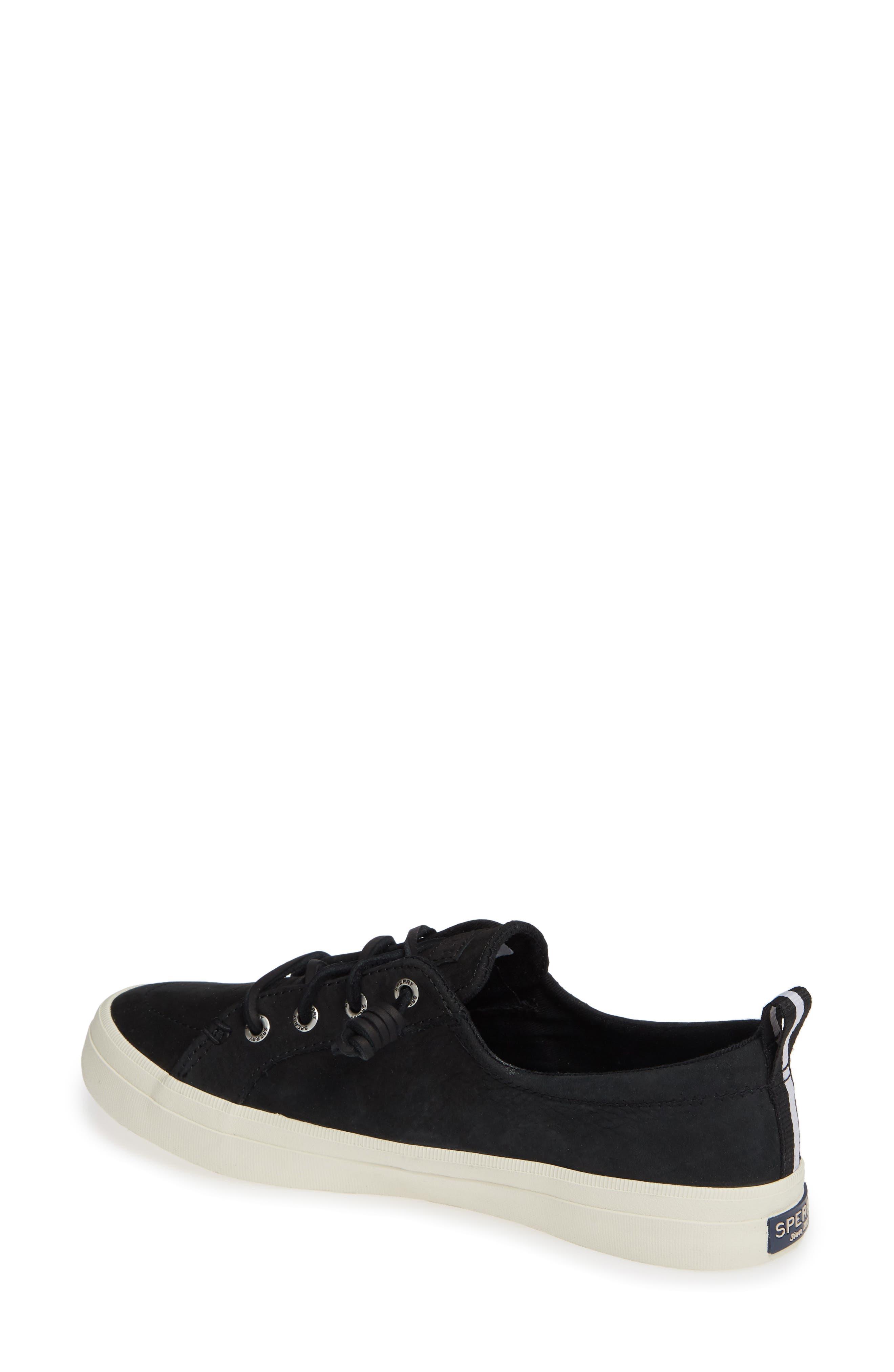 SPERRY,                             Crest Vibe Sneaker,                             Alternate thumbnail 2, color,                             001
