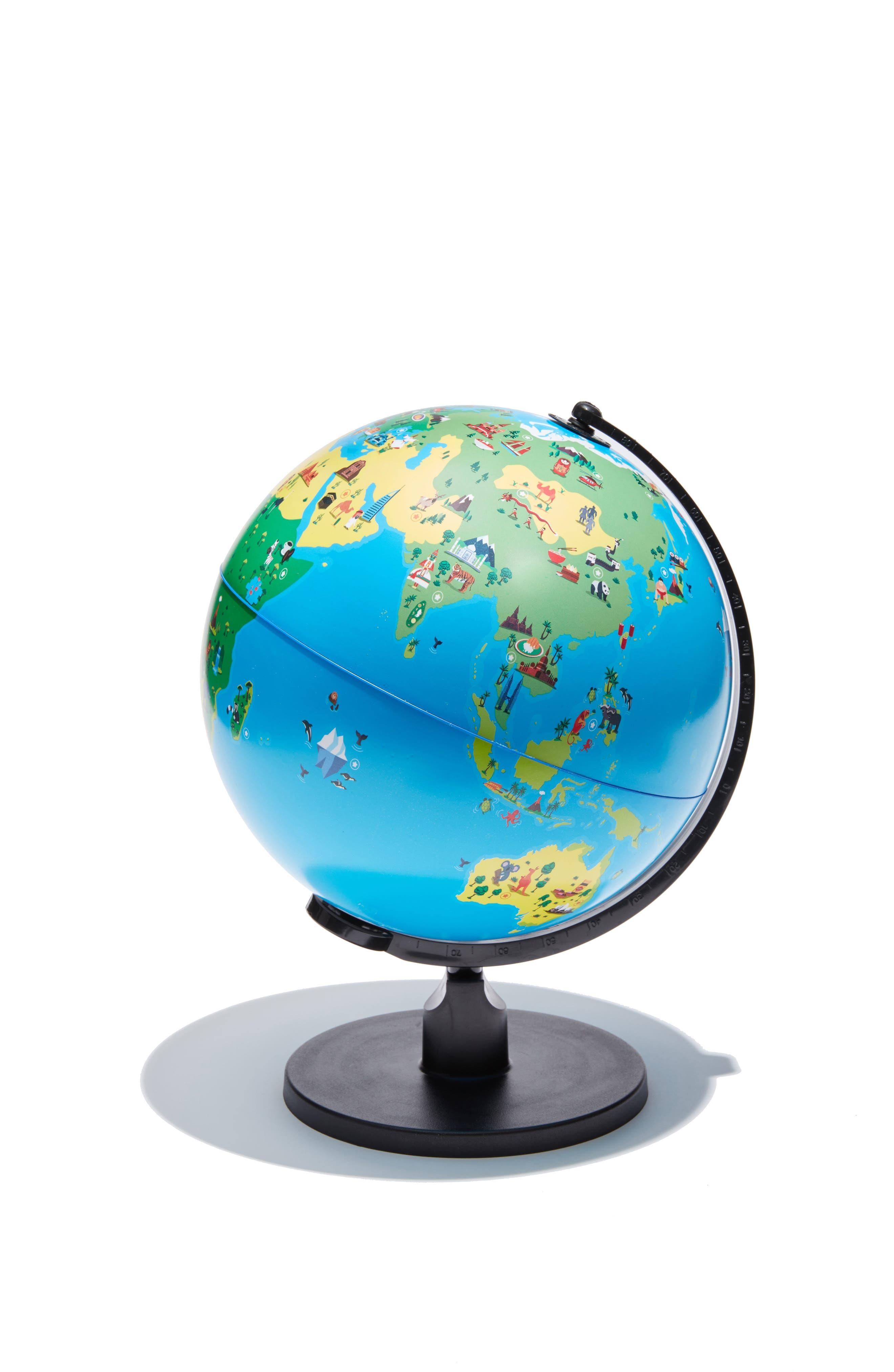 Soda Says x Shifu Orboot Educational AR Globe, Main, color, 960