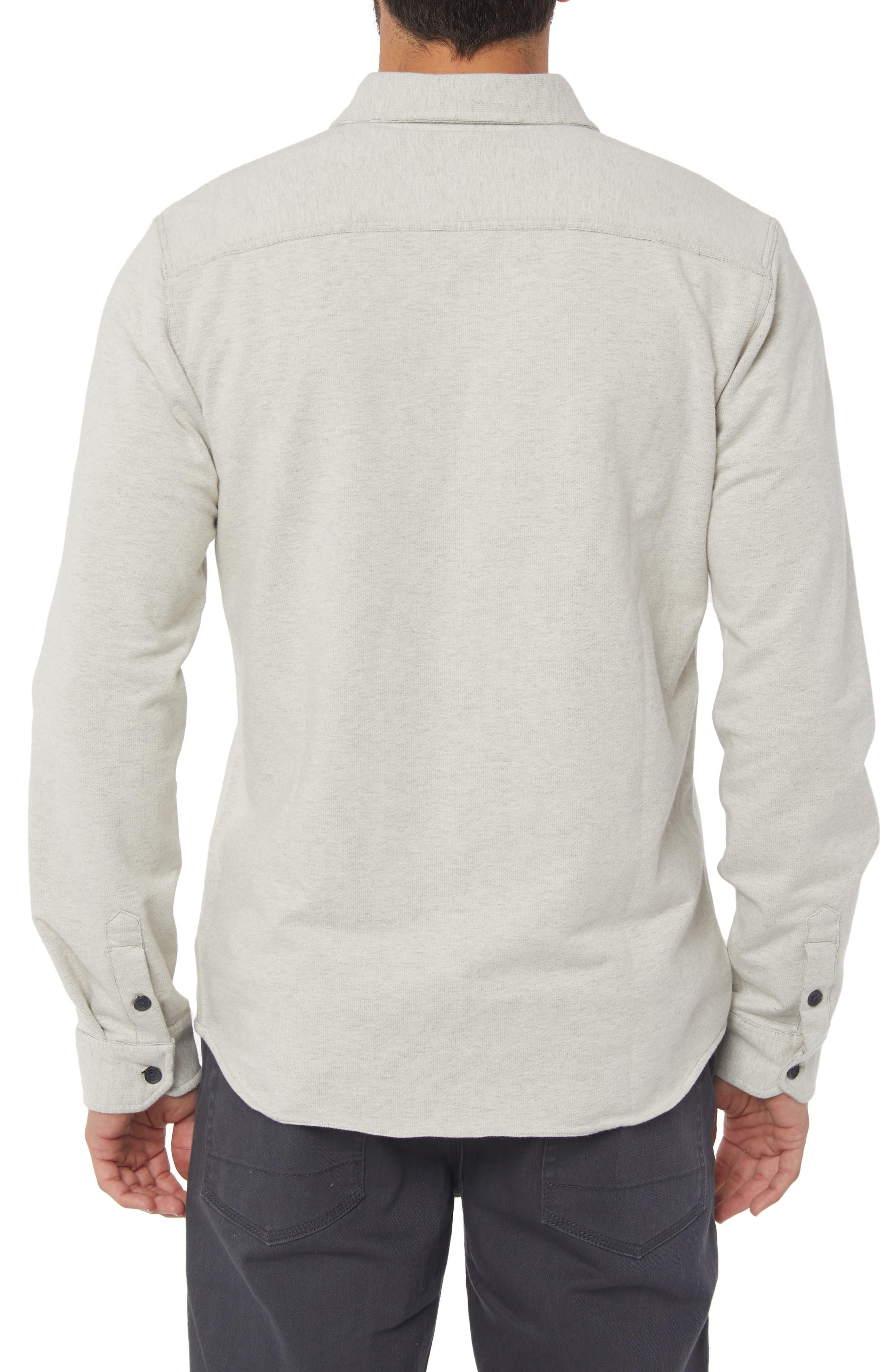 Anton Long Sleeve Shirt,                             Alternate thumbnail 2, color,                             020