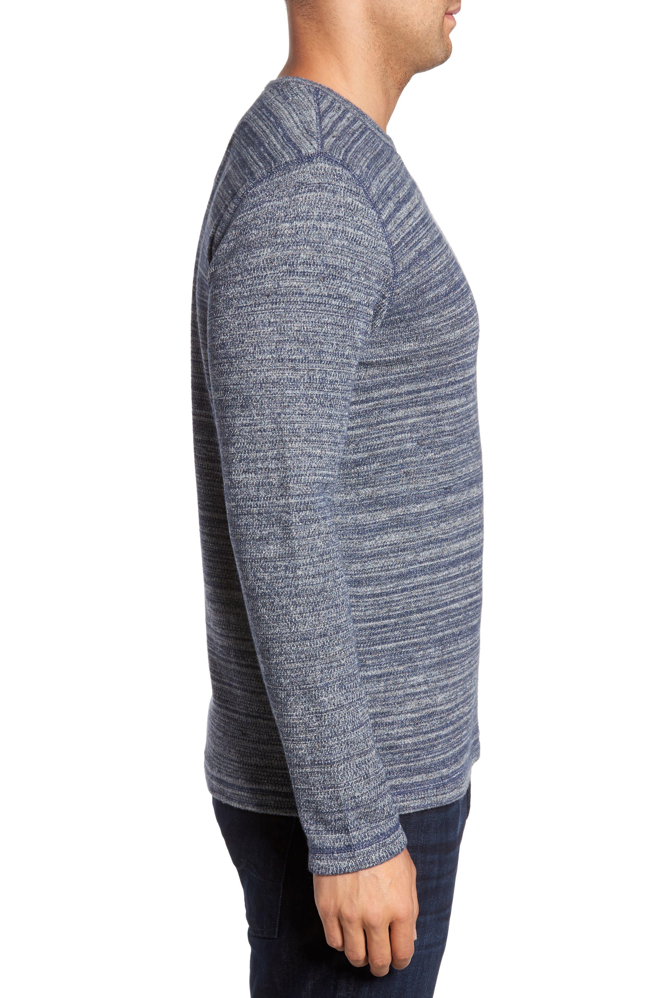 Waffle Knit Shirt,                             Alternate thumbnail 9, color,
